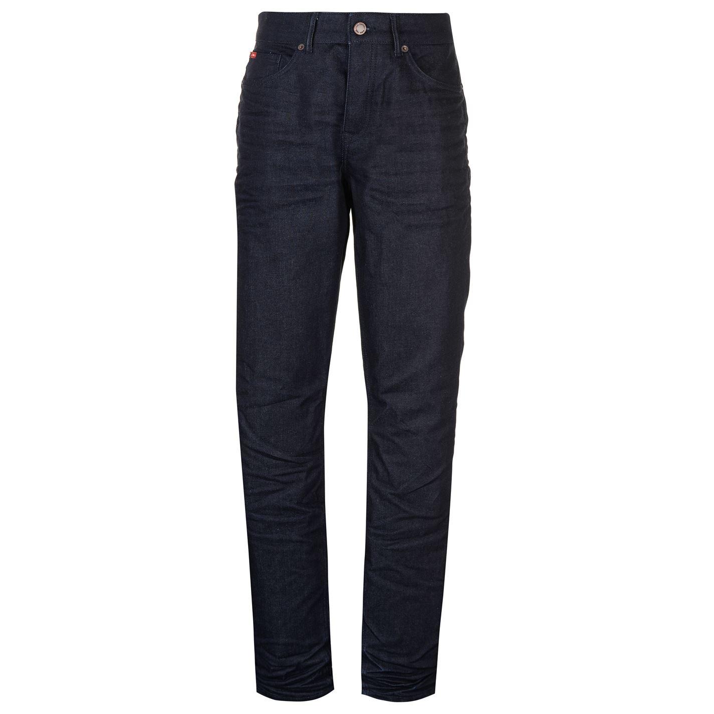 Lee Cooper Raw Harry Slim Fit Mens Jeans