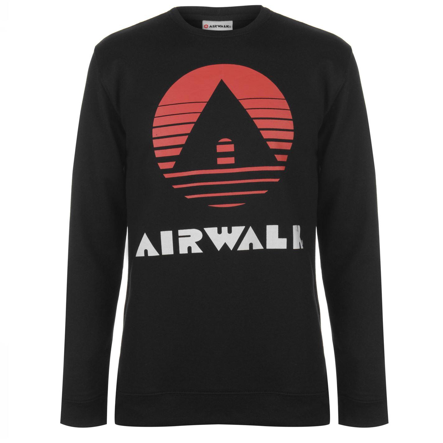 Airwalk Classic Sweatshirt Mens