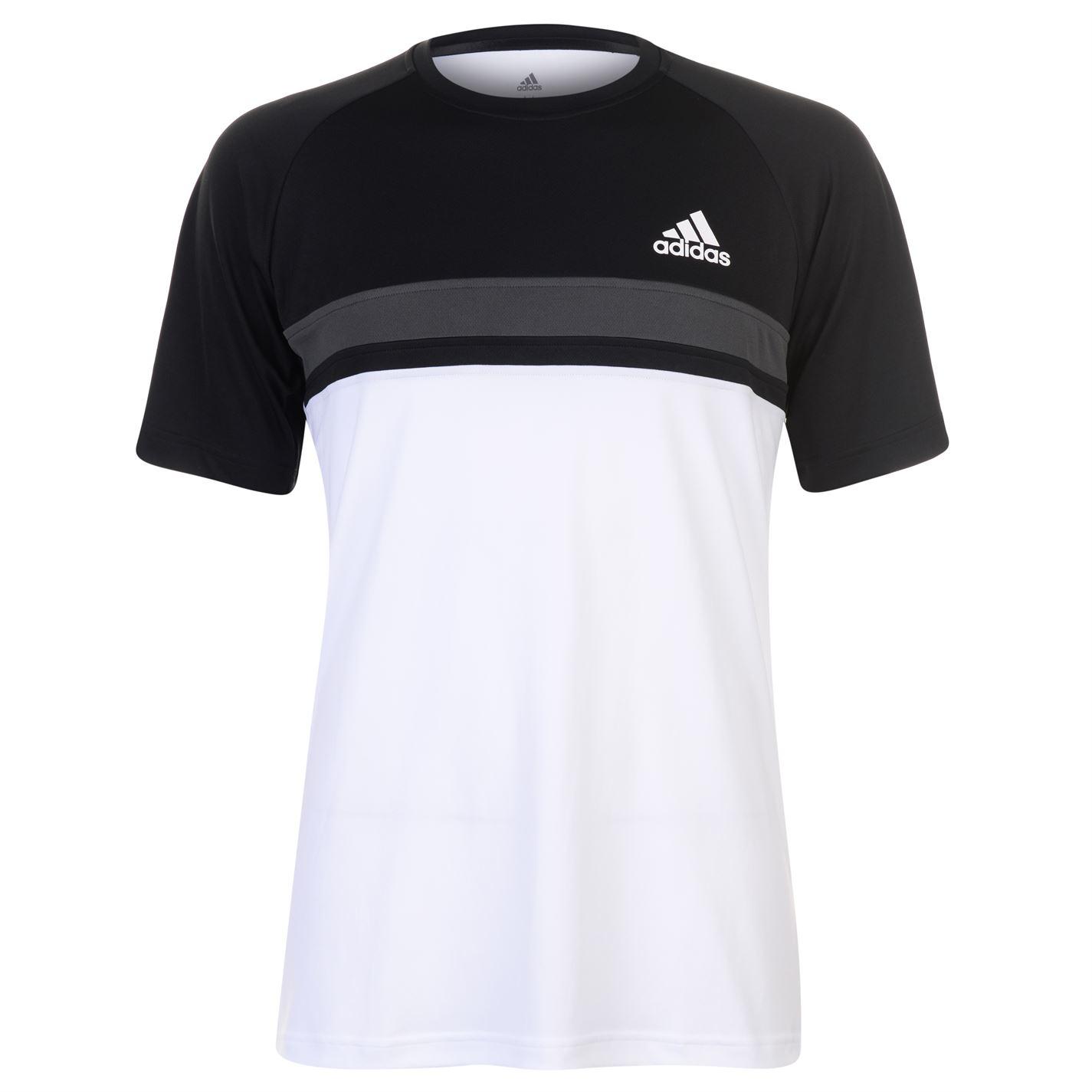 Adidas Club T Shirt Mens