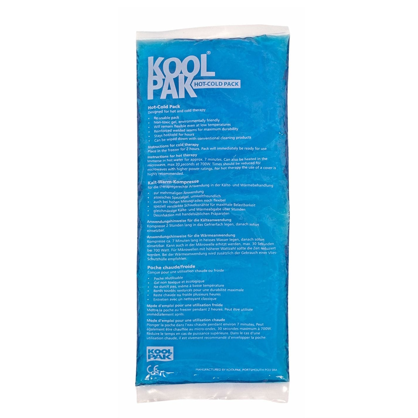 Null Hot + Cold Pack 42