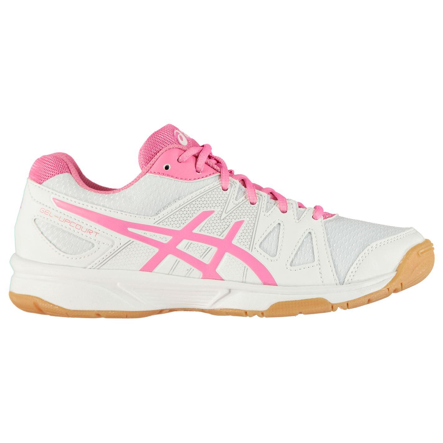 Asics Gel Upcourt Ladies Indoor Court Shoes