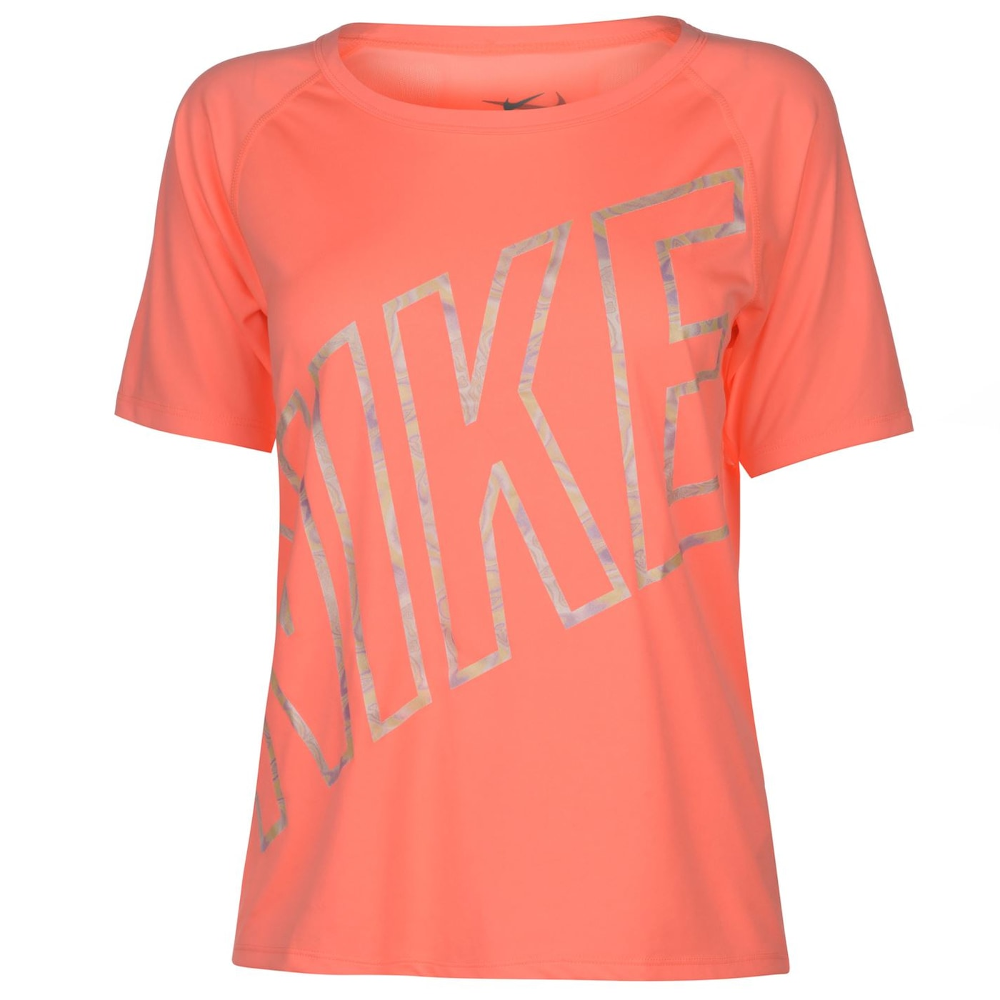 Triko Nike Racer Short Sleeved T Shirt dámské