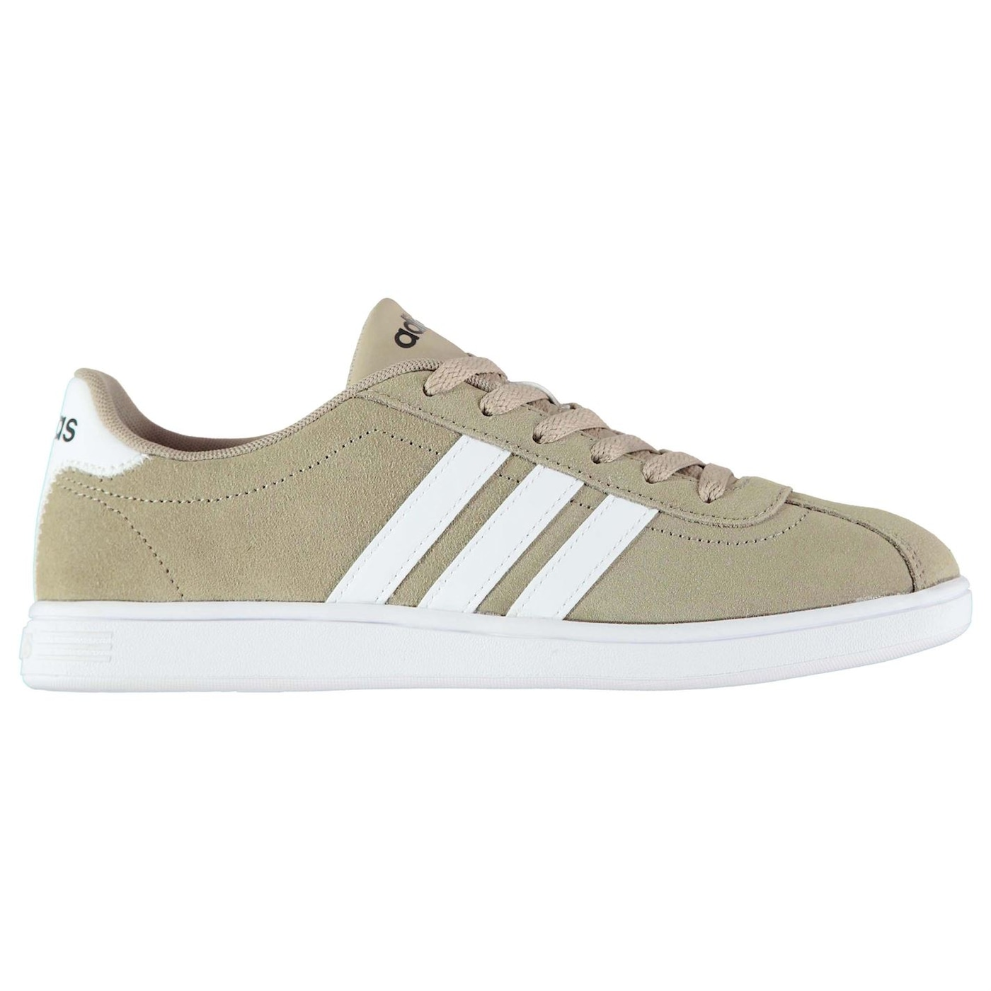Adidas VL Court Suede Trainers Mens