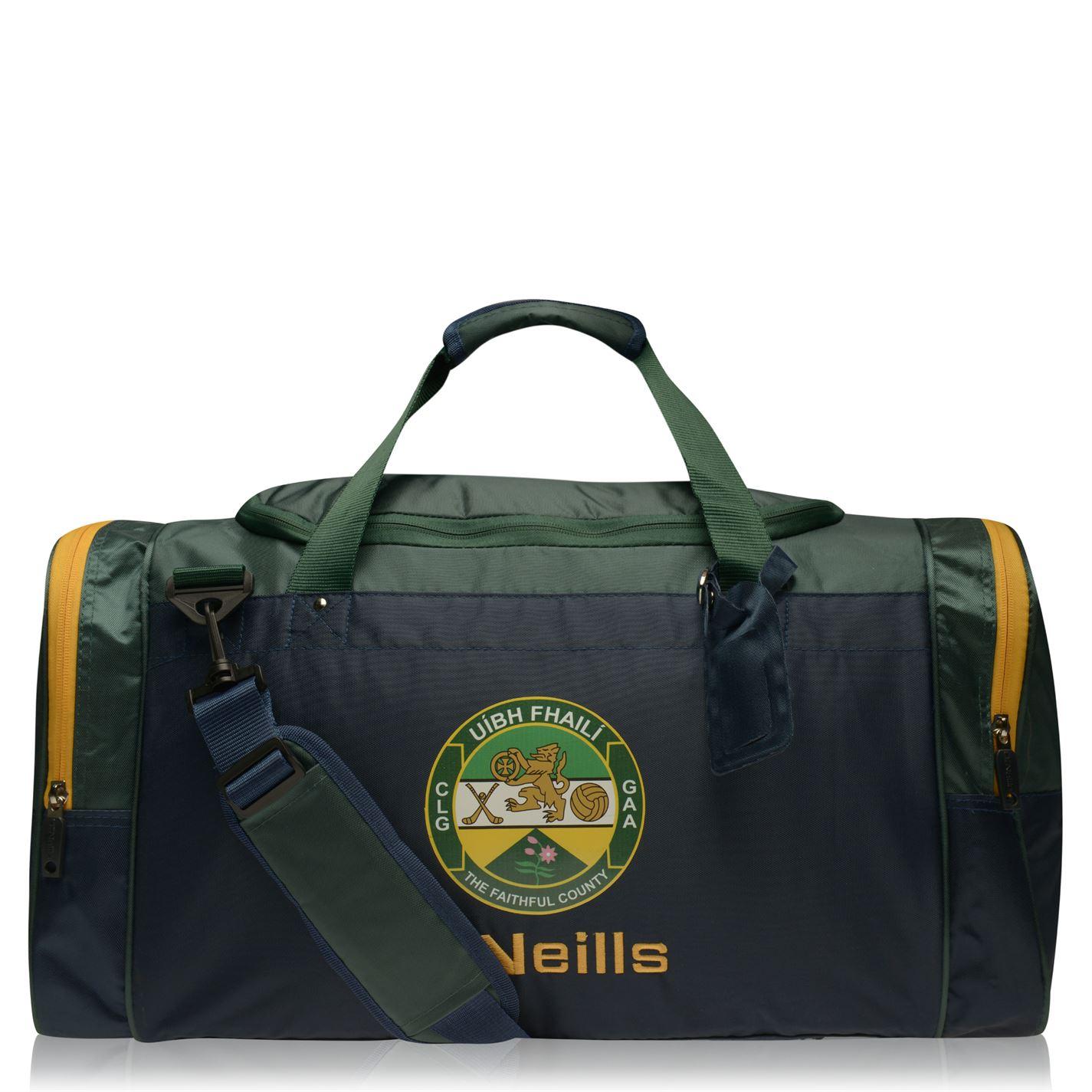 ONeills Offaly GAA Denver H/A Bag