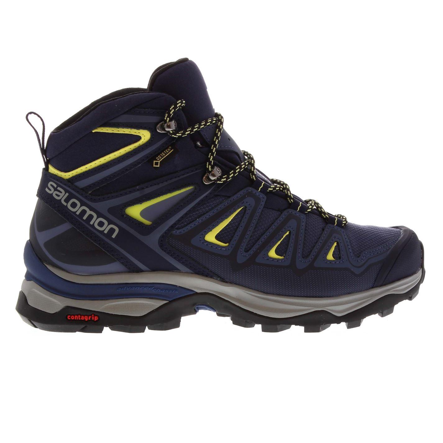 Salomon XUltra 3 Mid GTX Ladies Walking Shoes