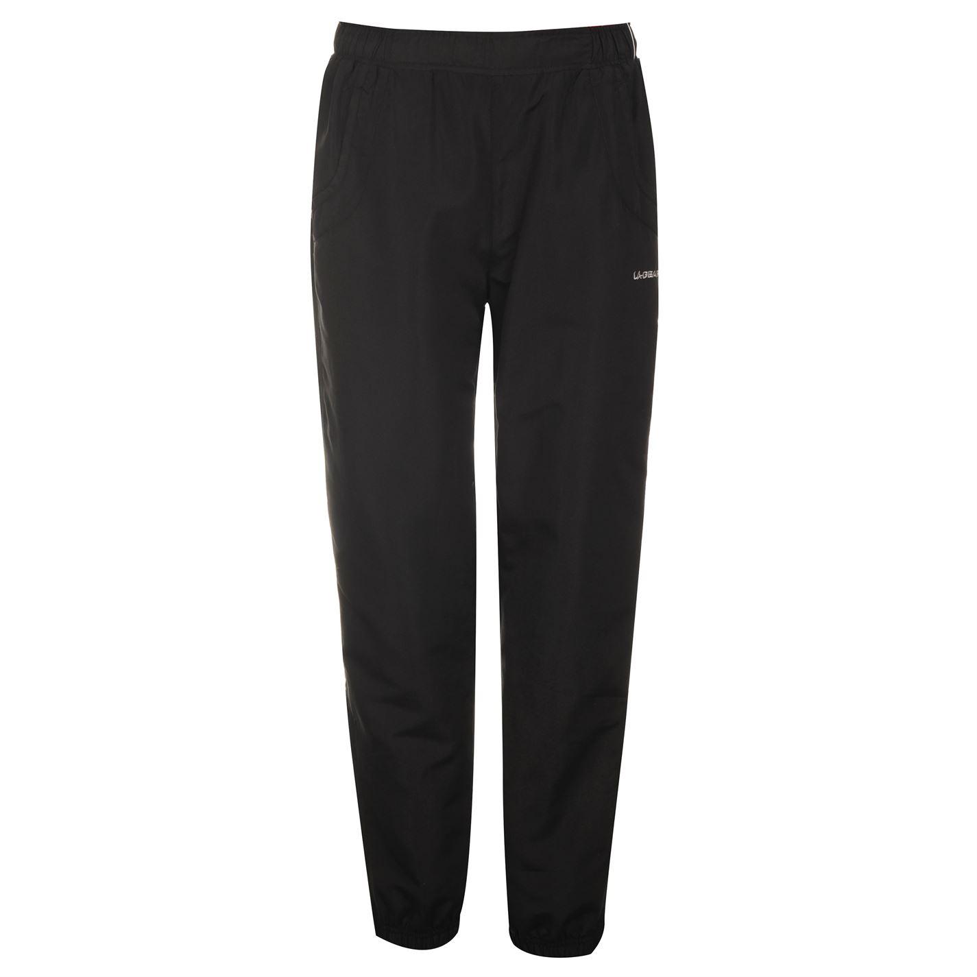 LA Gear Hem Woven Pants Ladies