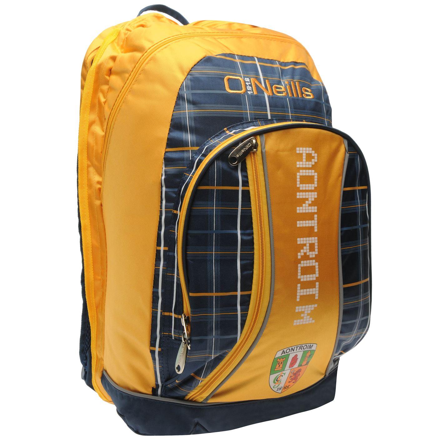 ONeills Antrim GAA Marley Backpack