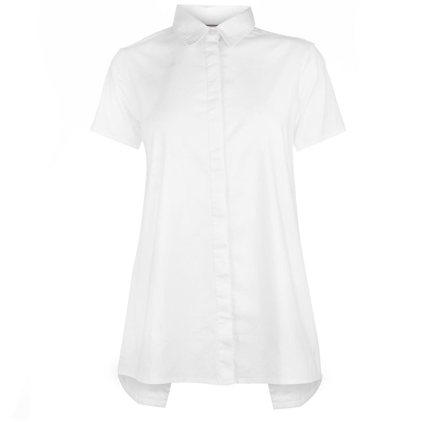 Kangol Short Sleeve Wrap Shirt dámske