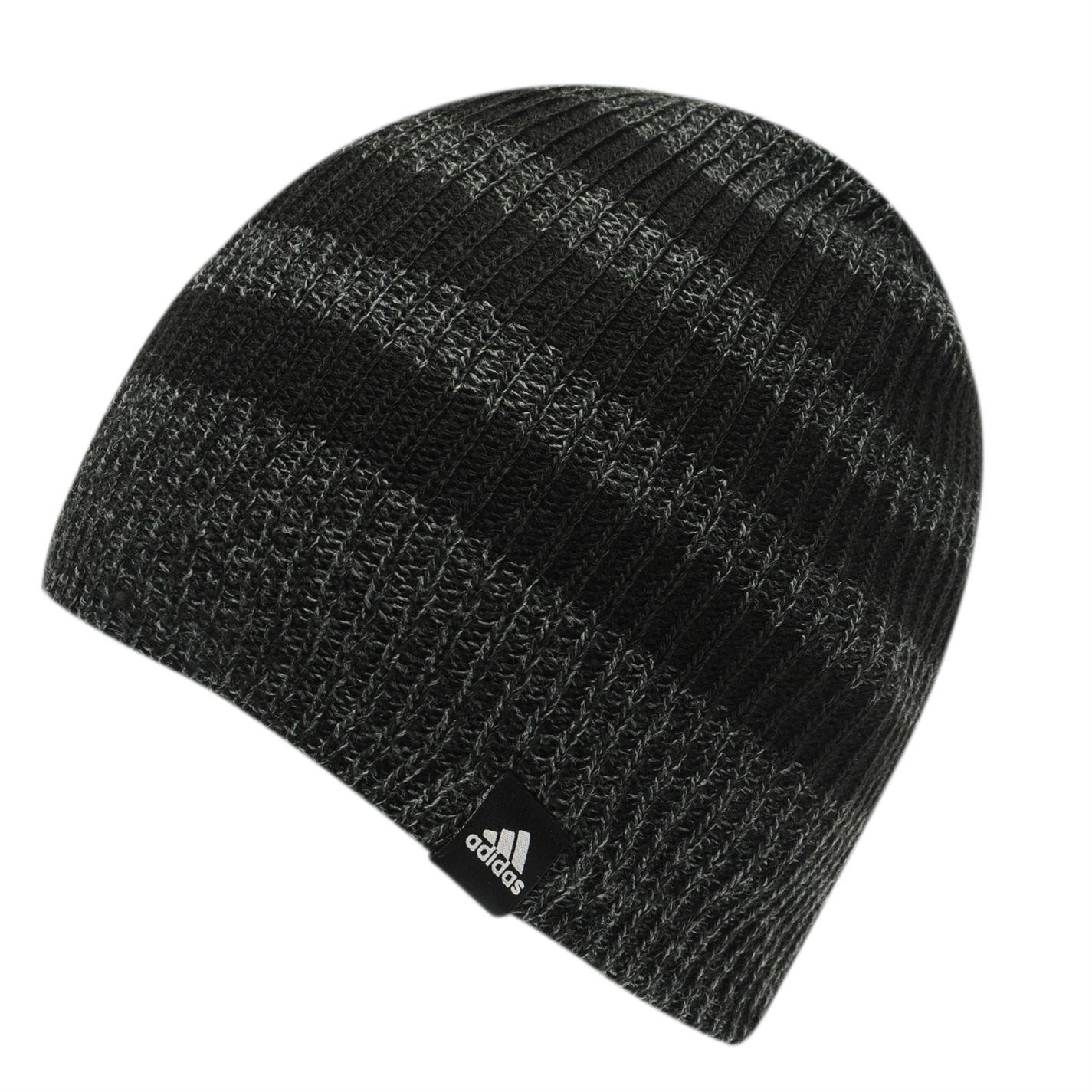 Adidas 3 Stripe Beanie Hat Junior Boys