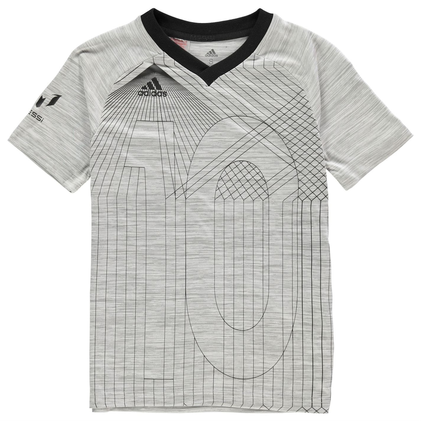 Adidas Messi Tee Junior Boys