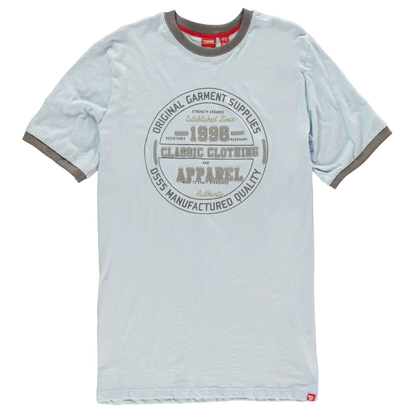 D555 Wilfred Classic T Shirt Mens