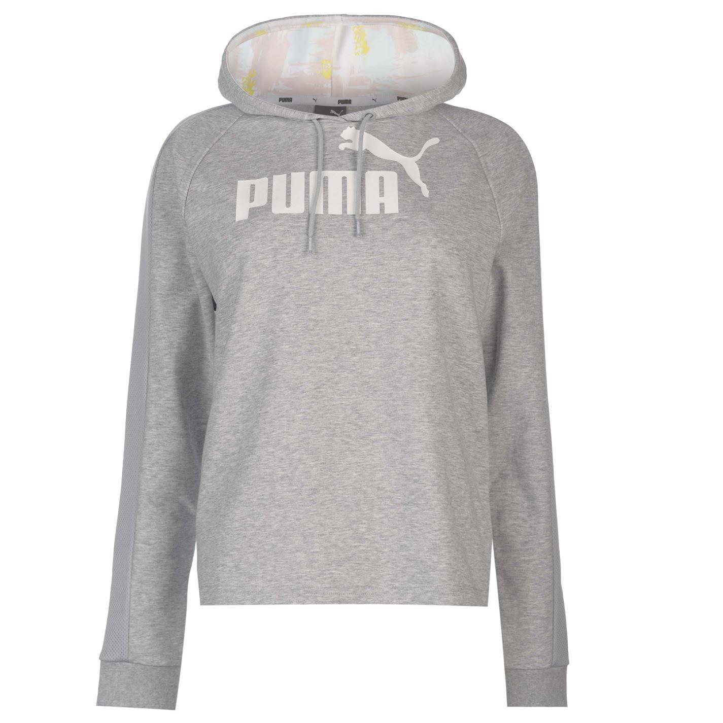 mikina Puma OTH Crop Hoody dámská