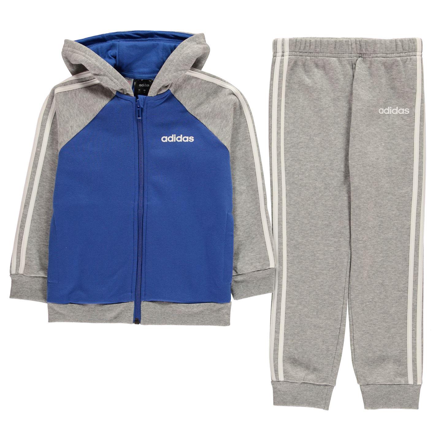Adidas Kids 3-Stripes Tracksuit Jogger
