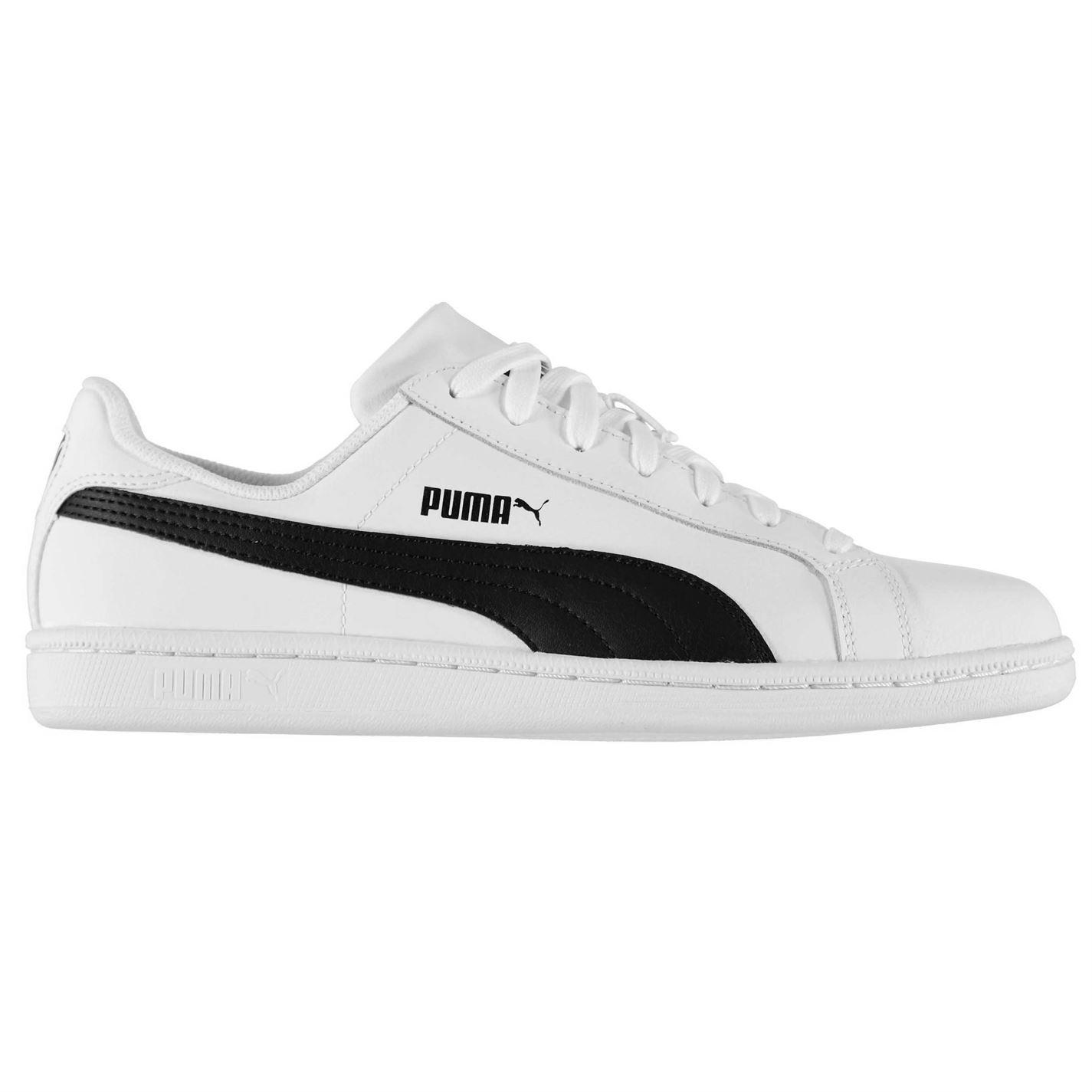 boty Puma Smash Leather pánské