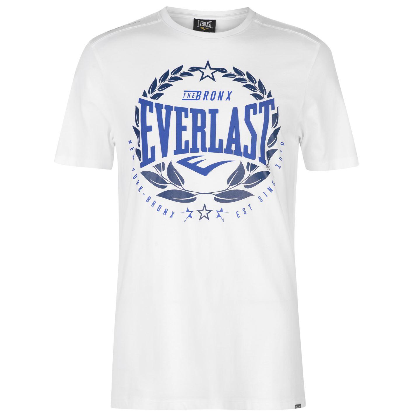 Triko Triko Everlast Laurel T Shirt pánske