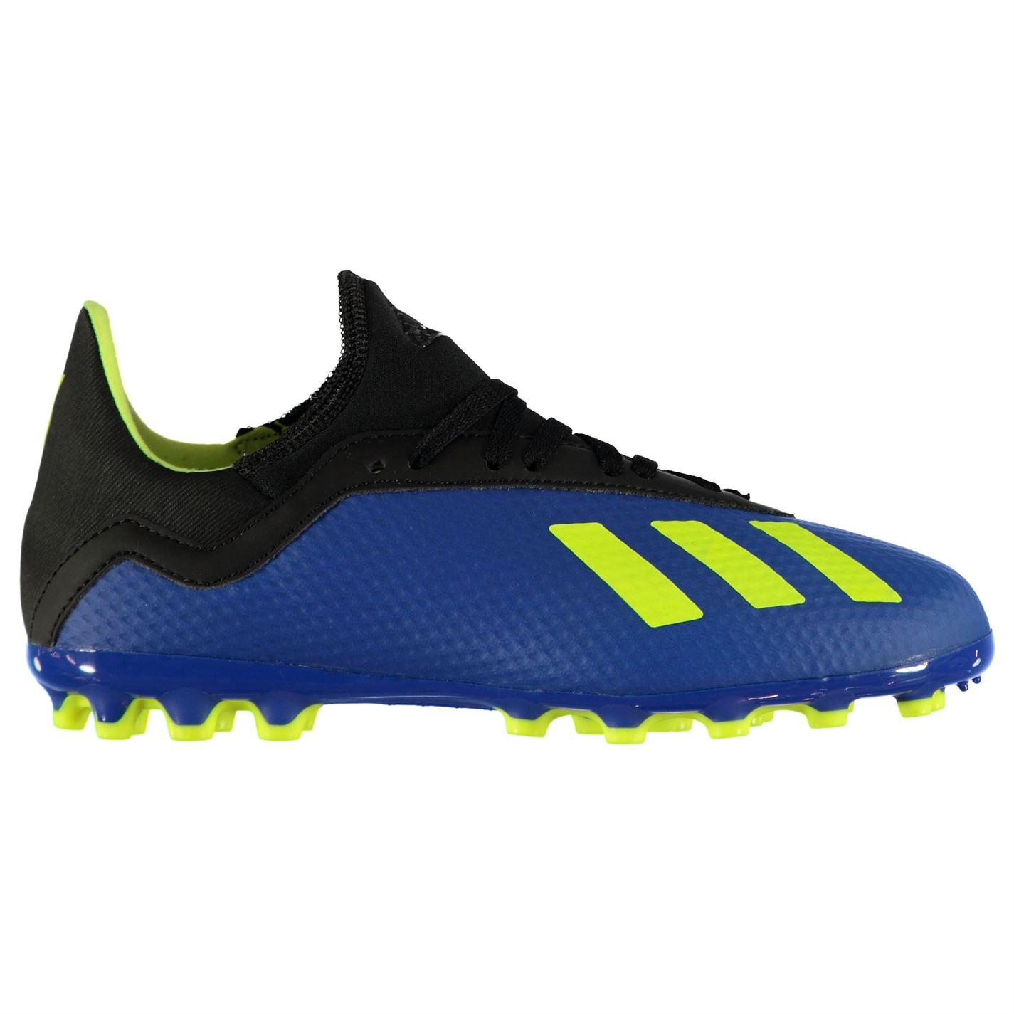 Adidas X 18.3 Childrens AG Football Boots