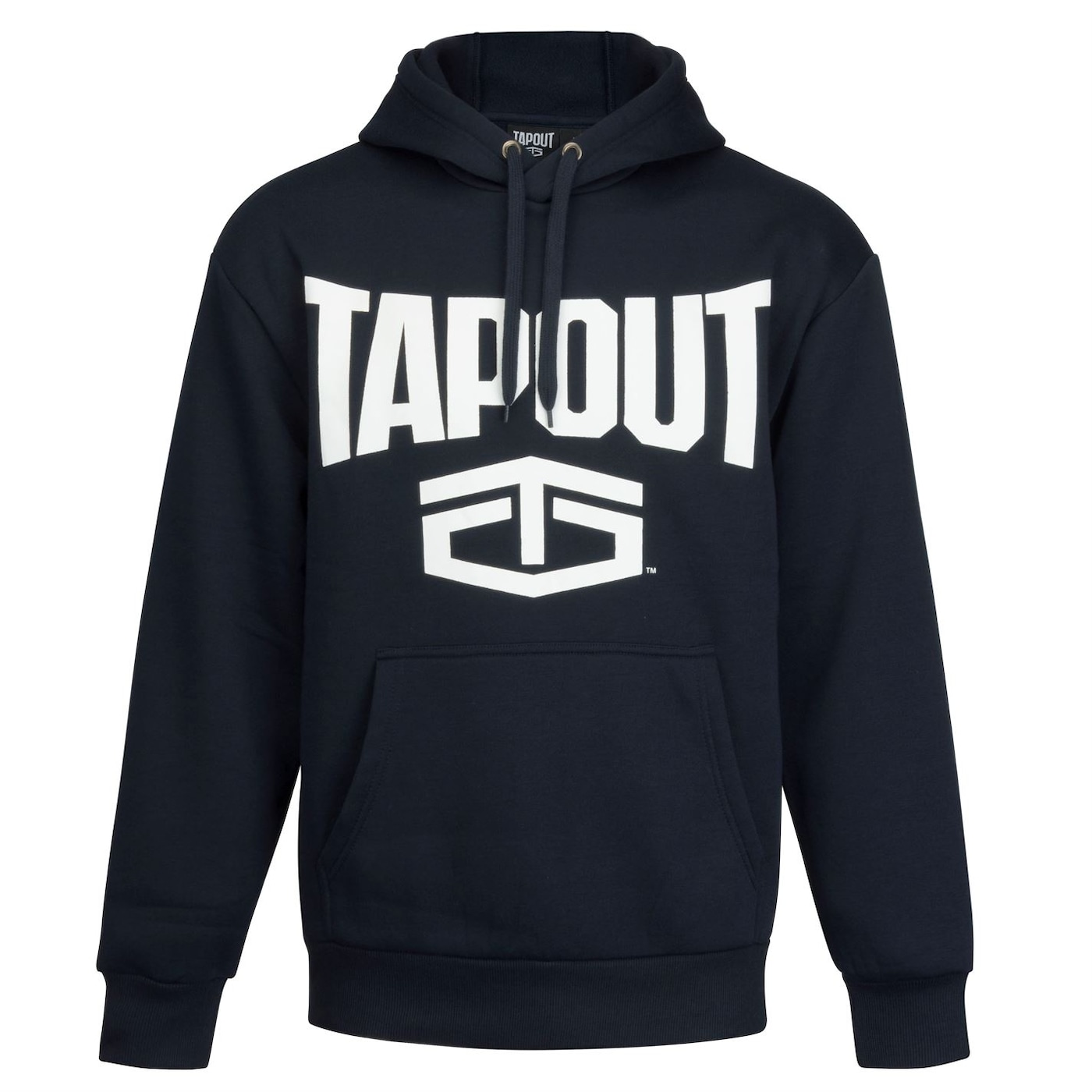 Tapout Large Logo Hoodie Mens