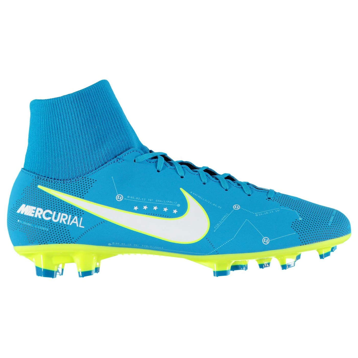 Nike Mercurial Victory Neymar Jr DF FG Mens Football Boots