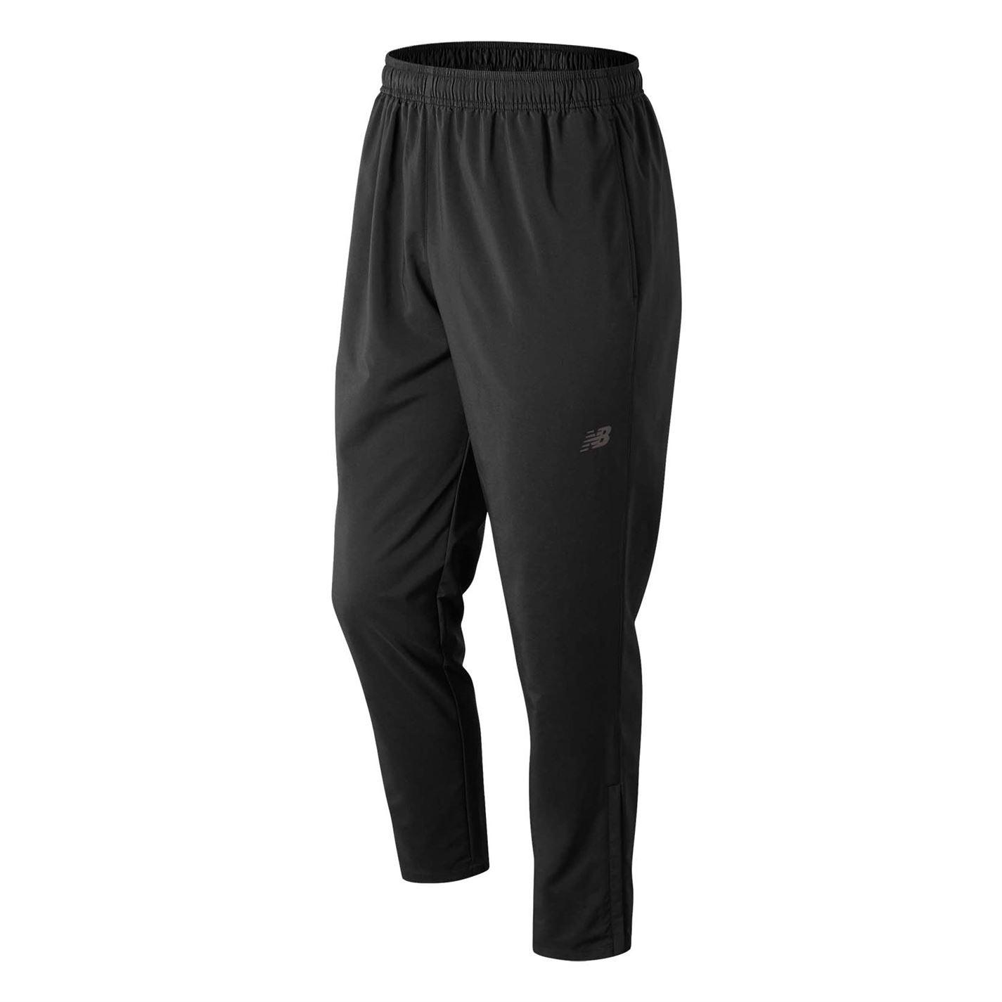New Balance Straight Woven Pants Mens