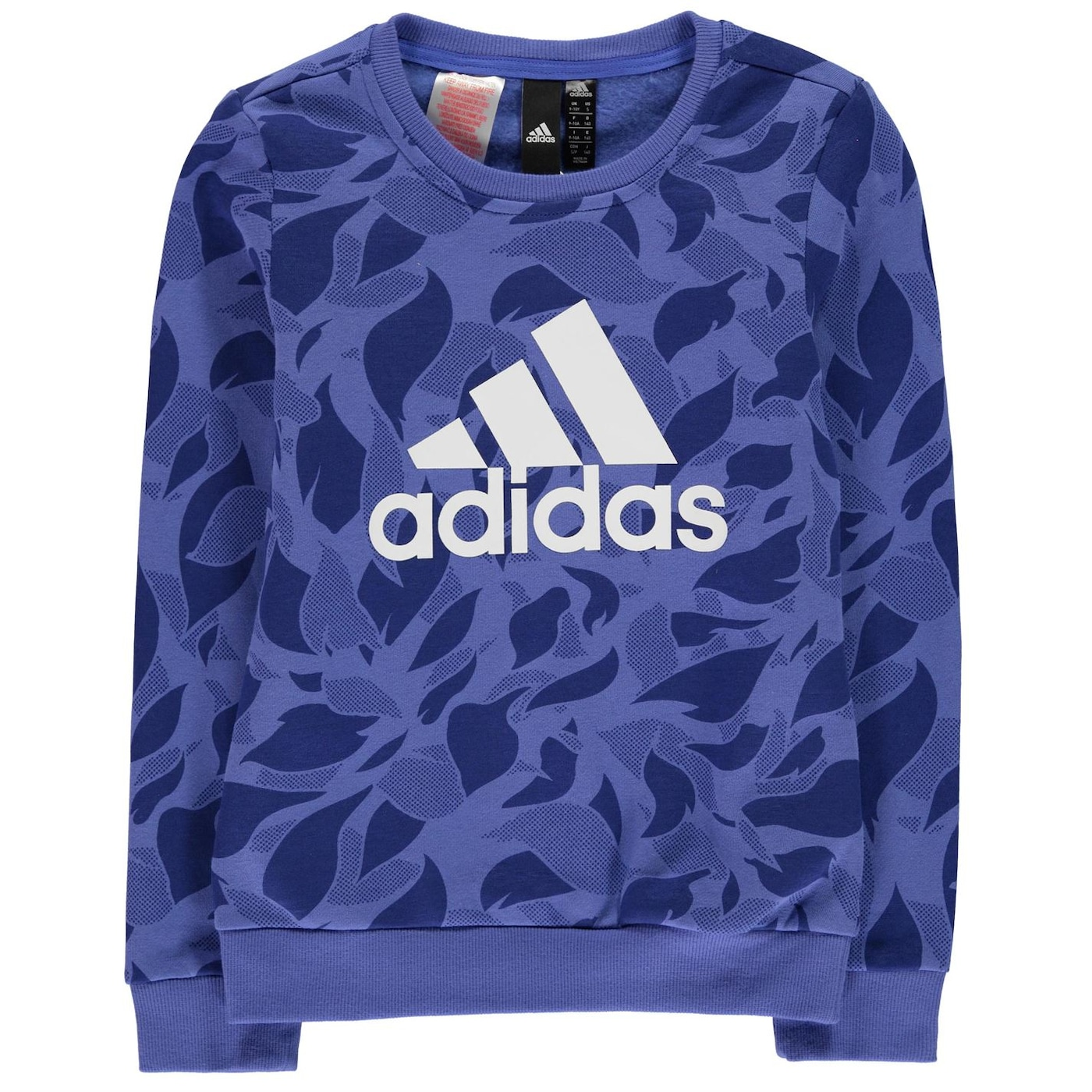 Adidas Crew Sweater Junior Girls