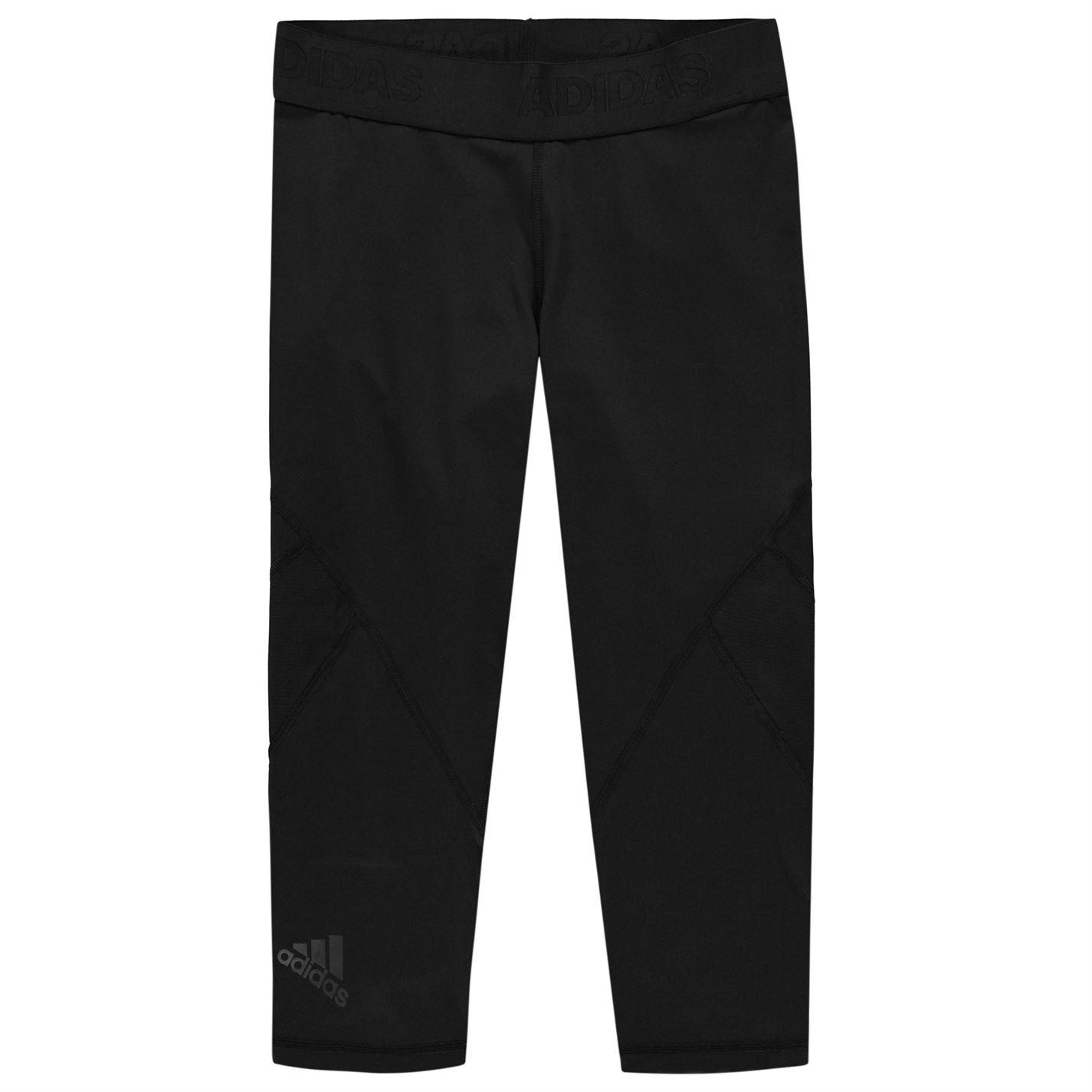 adidas Alphaskin three quarter Pants dámské