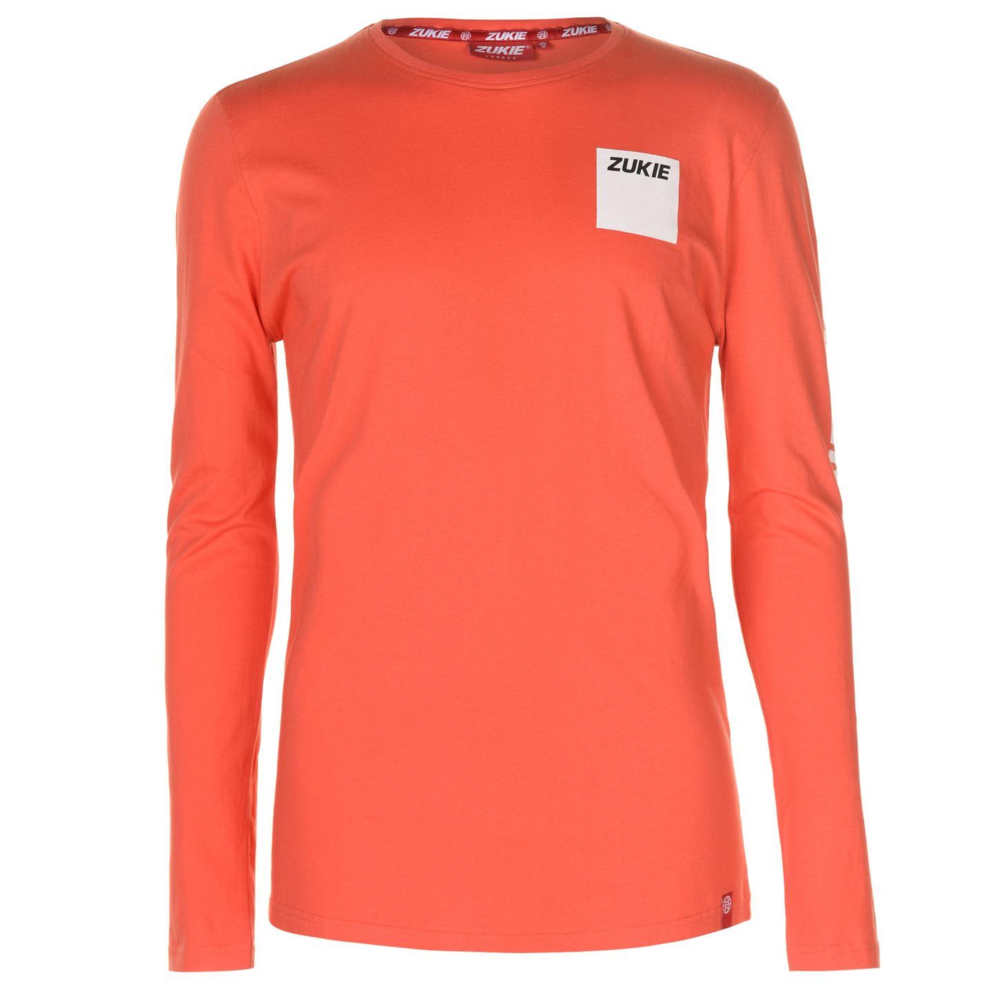 Triko Zukie Long Sleeve T Shirt pánské