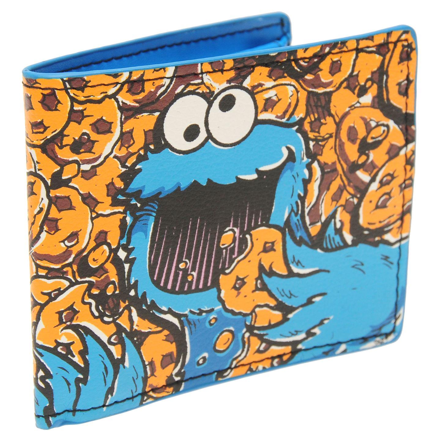 Character Sesame Street Cookie Monster peňaženka