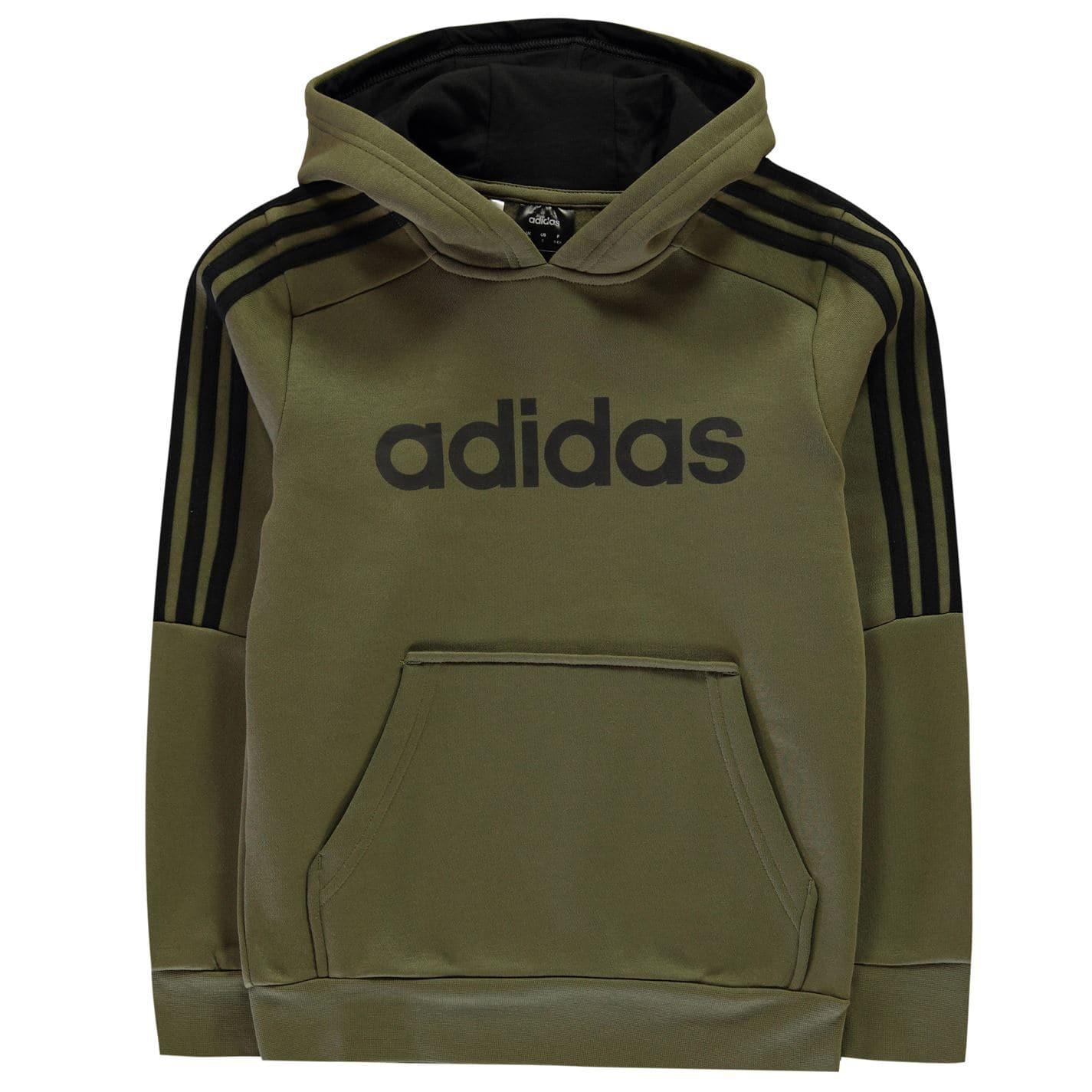Adidas 3S Logo OTH Hoodie Junior