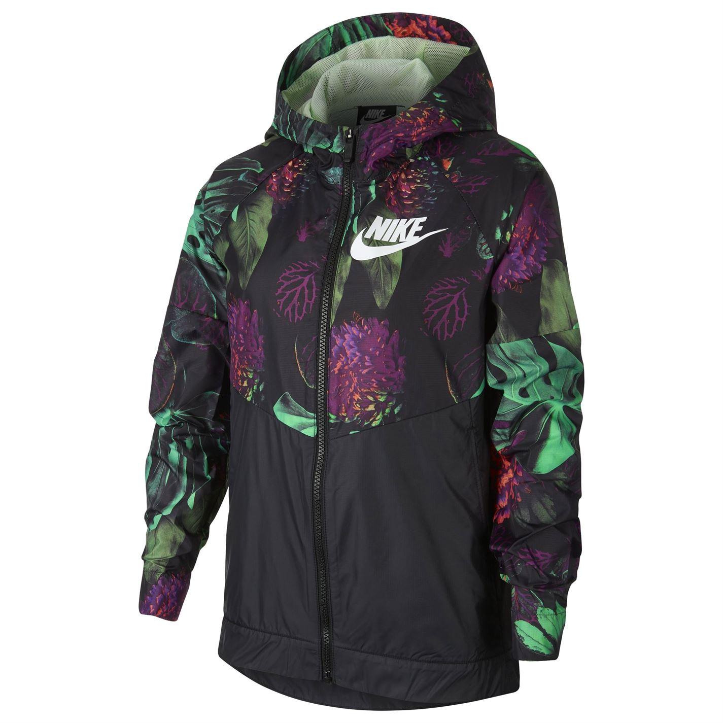 Nike AOP W RunnerGrl91 detská zimná bunda
