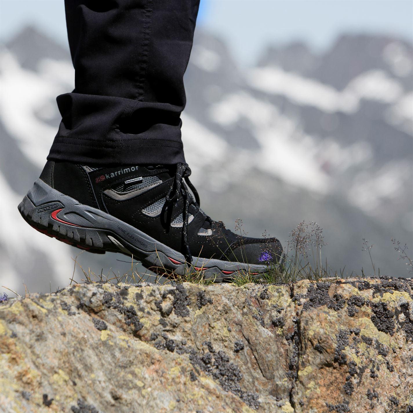 Pánska turistická obuv Karrimor Mount Low