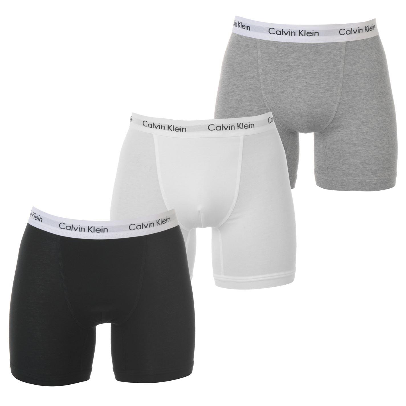Calvin Klein Pack Boxer Briefs