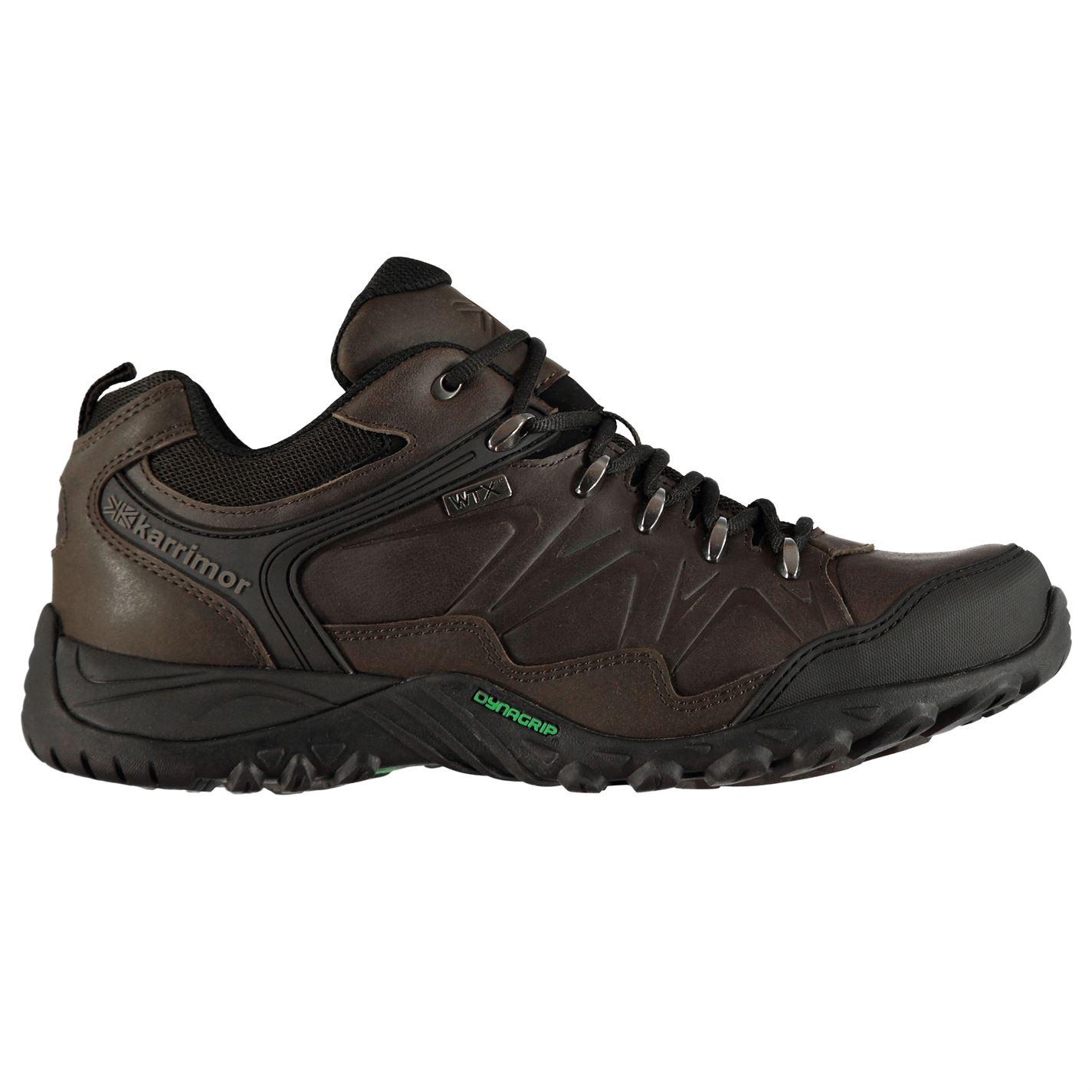 a4a9d3bd2480 boty Karrimor Ridge Leather Walking Shoes pánské