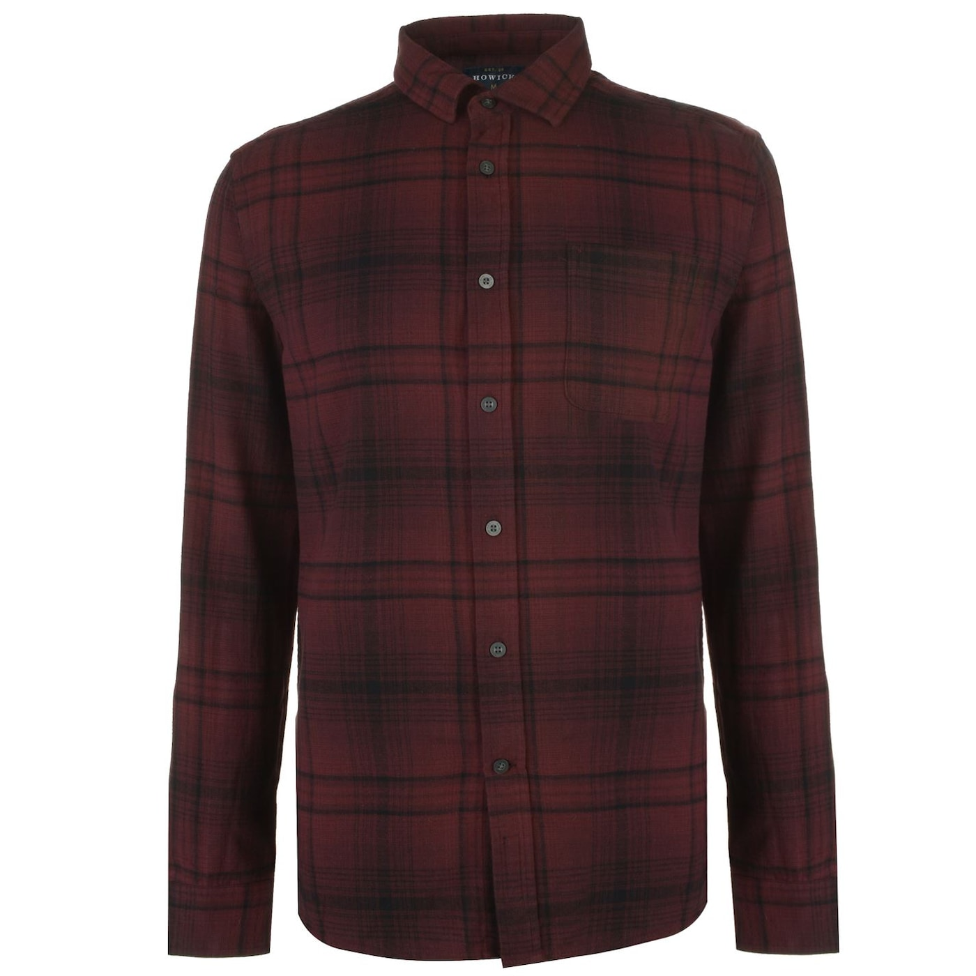 Howick Hoath Brushed Check Shirt