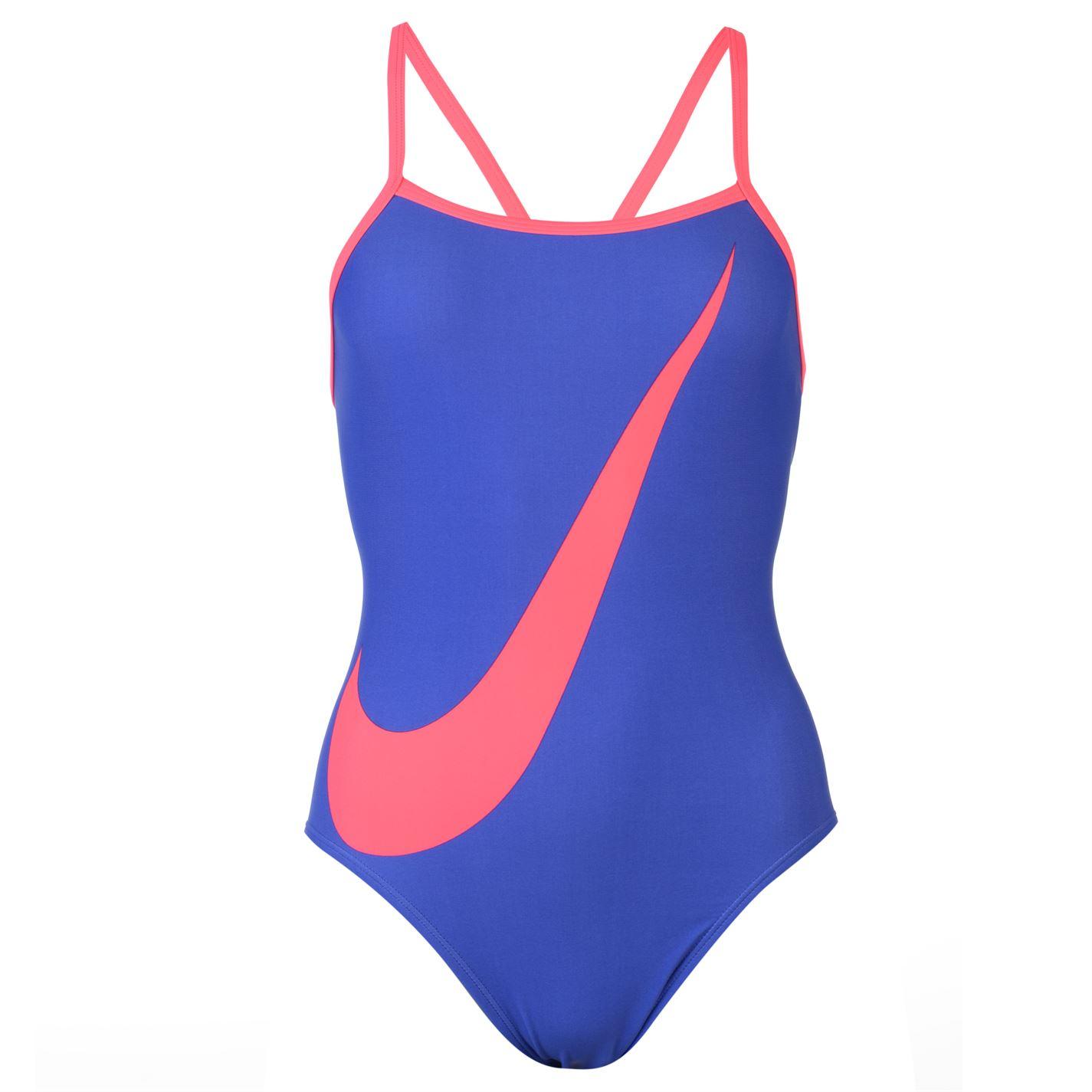 c3127bff6 Nike Swoosh Tank dámské jednodílné plavky