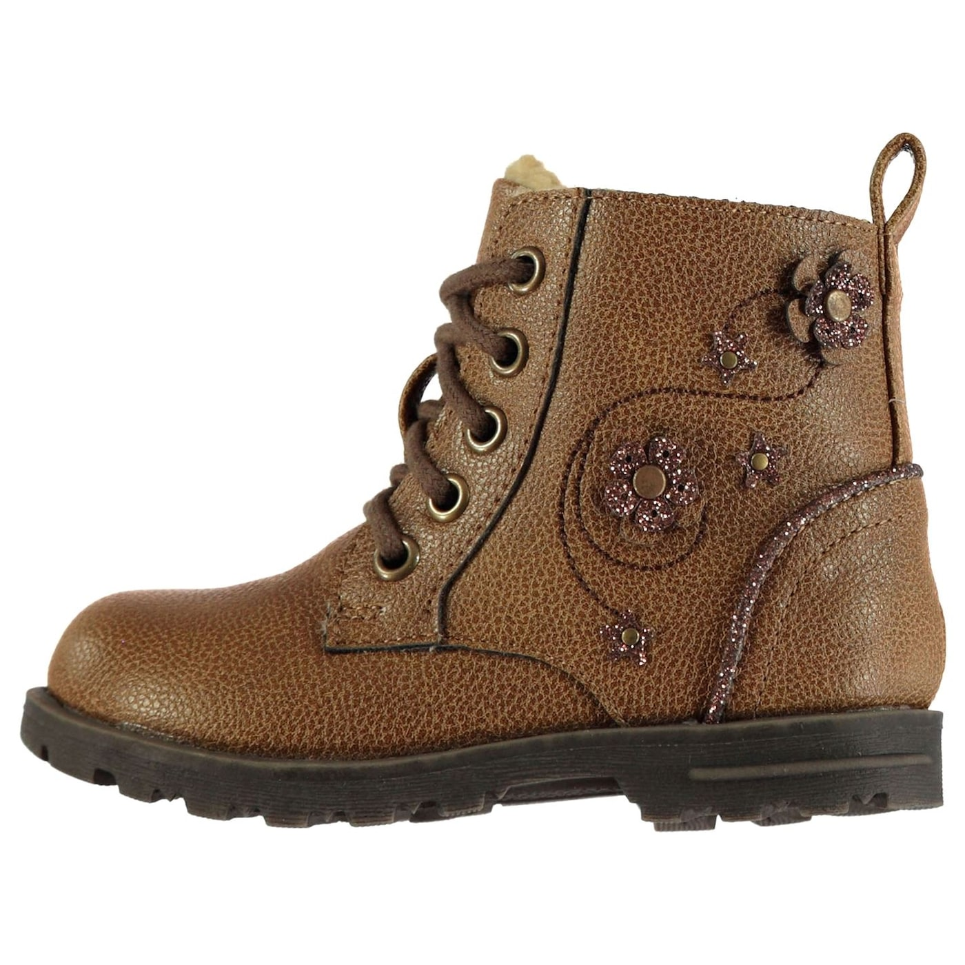 Miso Milly Rugged Infant Girls Boots
