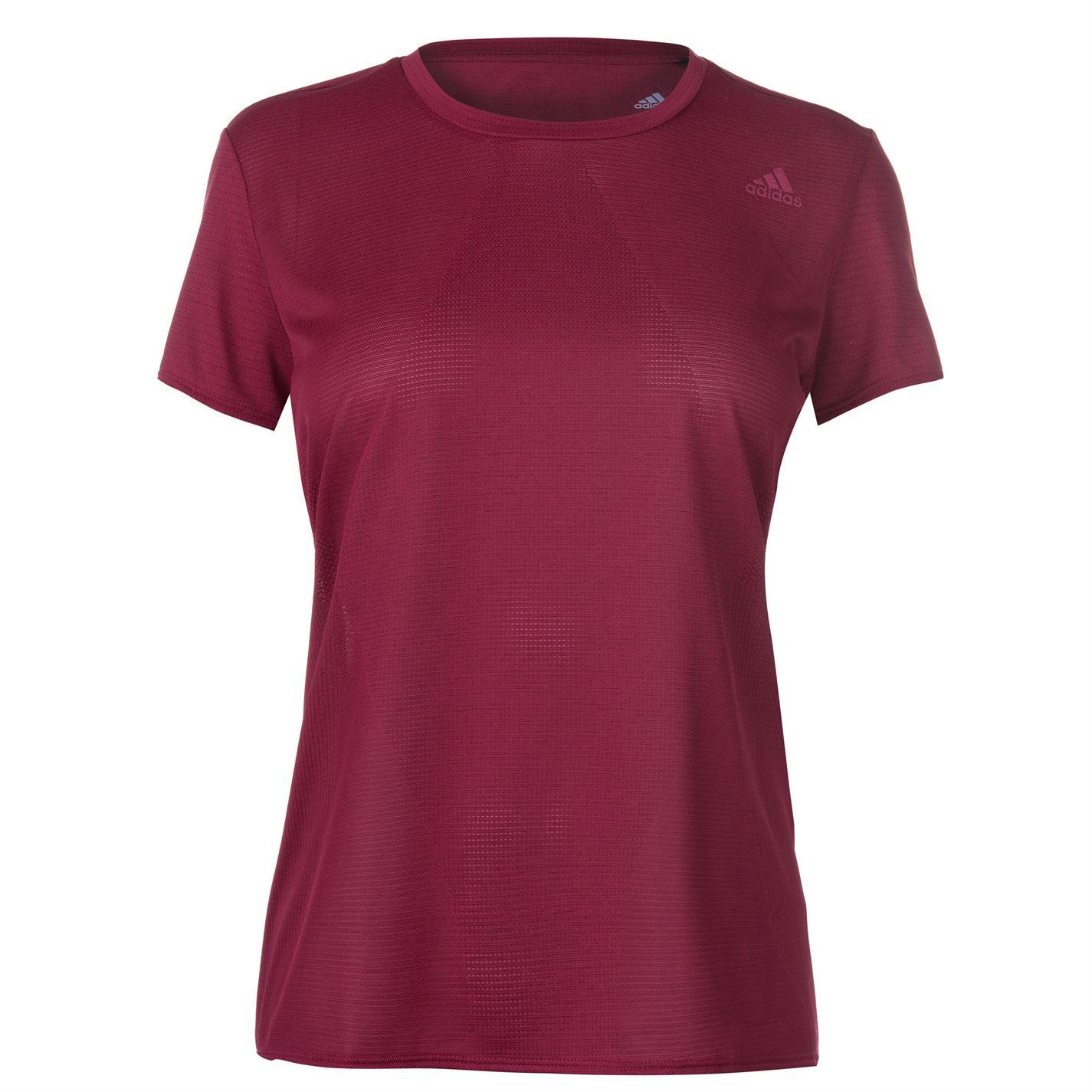 Adidas Supernova Short Sleeve T Shirt Ladies