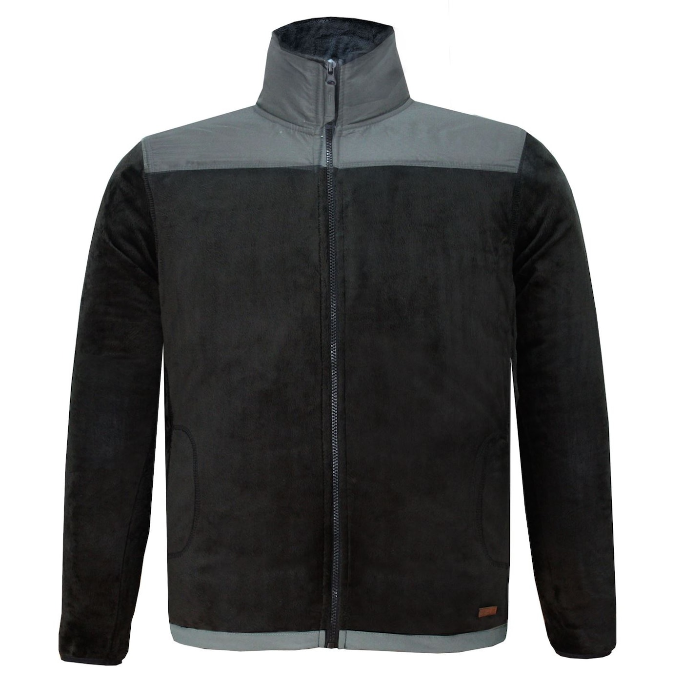Lee Cooper Teddy Fleece Jacket pánské