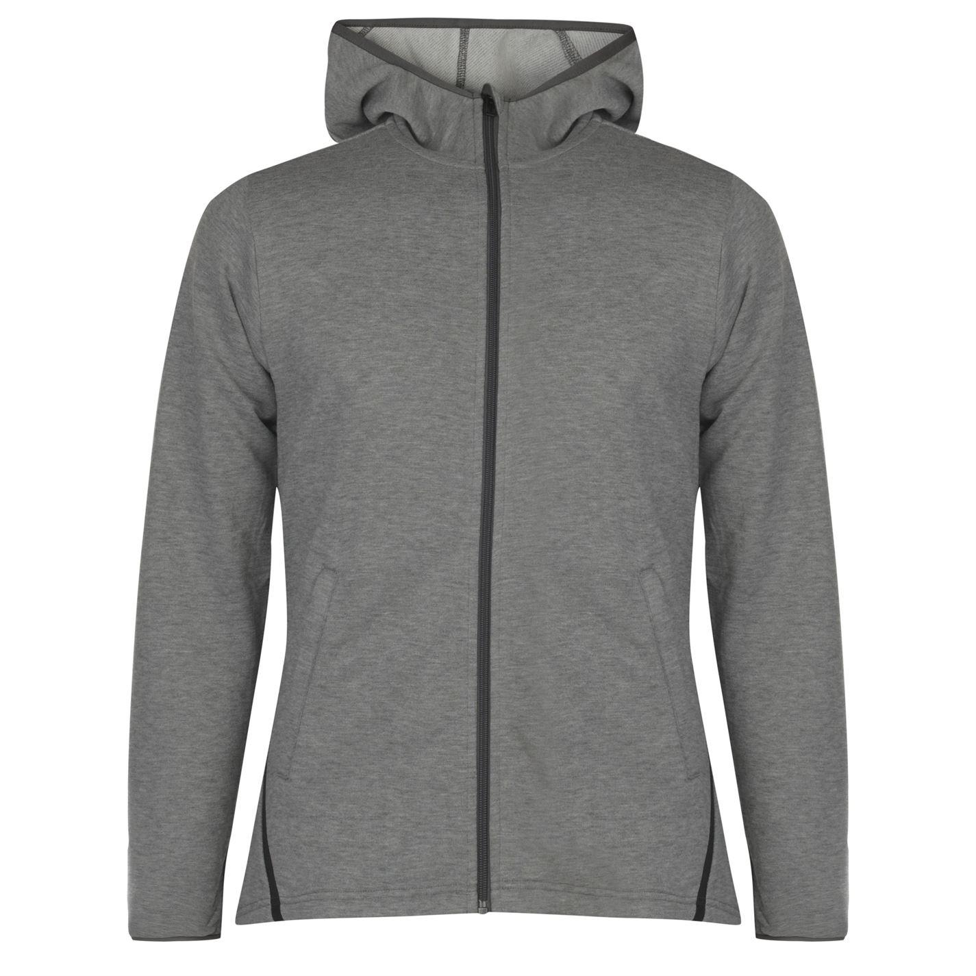 Adidas Full Zip Training Hoody Mens