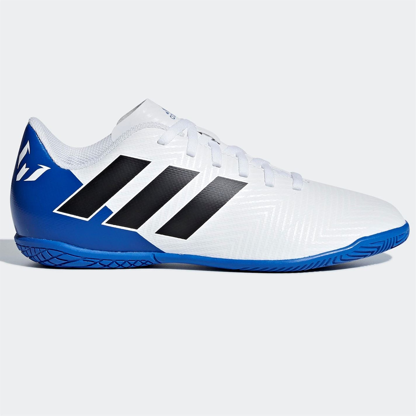 b62ba027e Adidas Nemeziz Messi Tango 18.4 Childrens Indoor Football Trainers
