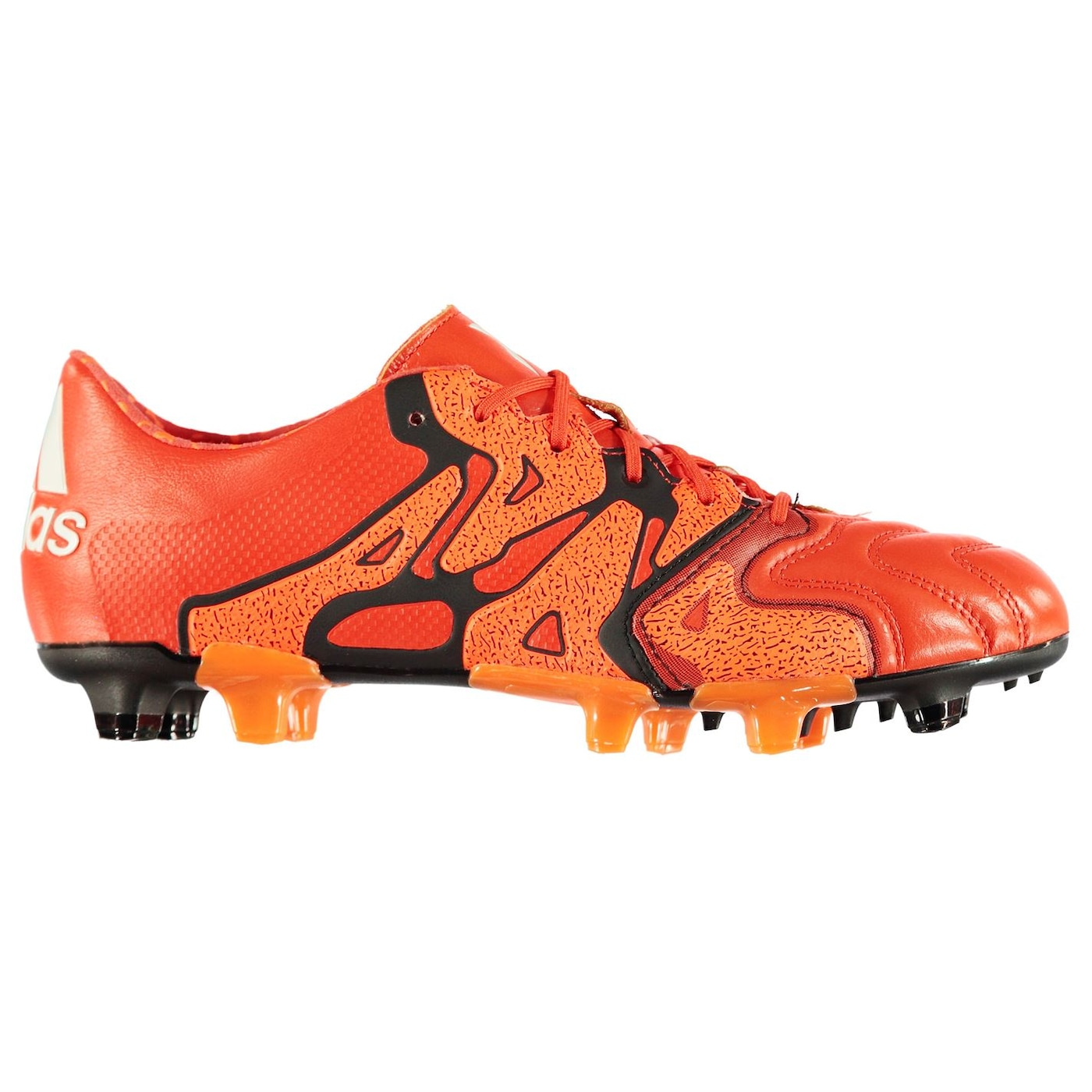 Adidas X 15.1 Leather FG Mens Football Boots