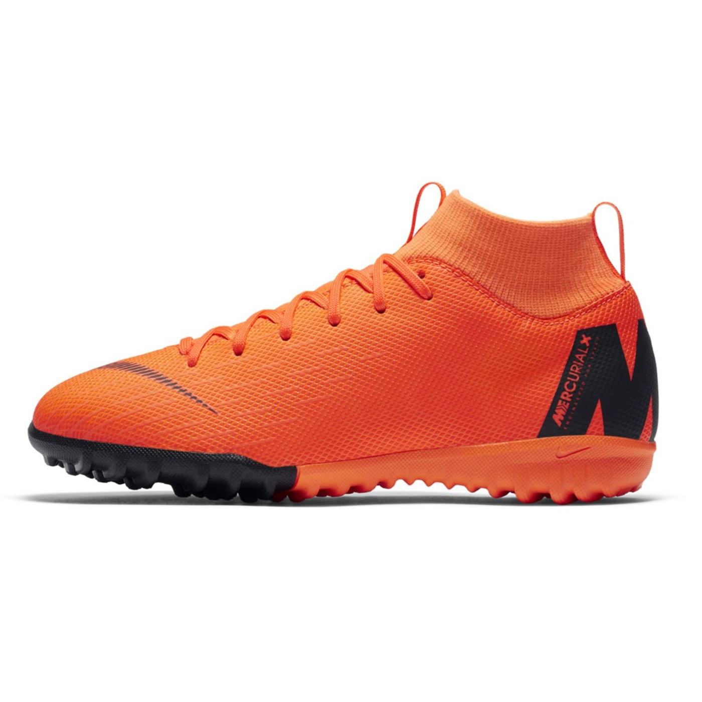 boty Nike Mercurial Superfly Academy dětské Astro Turf