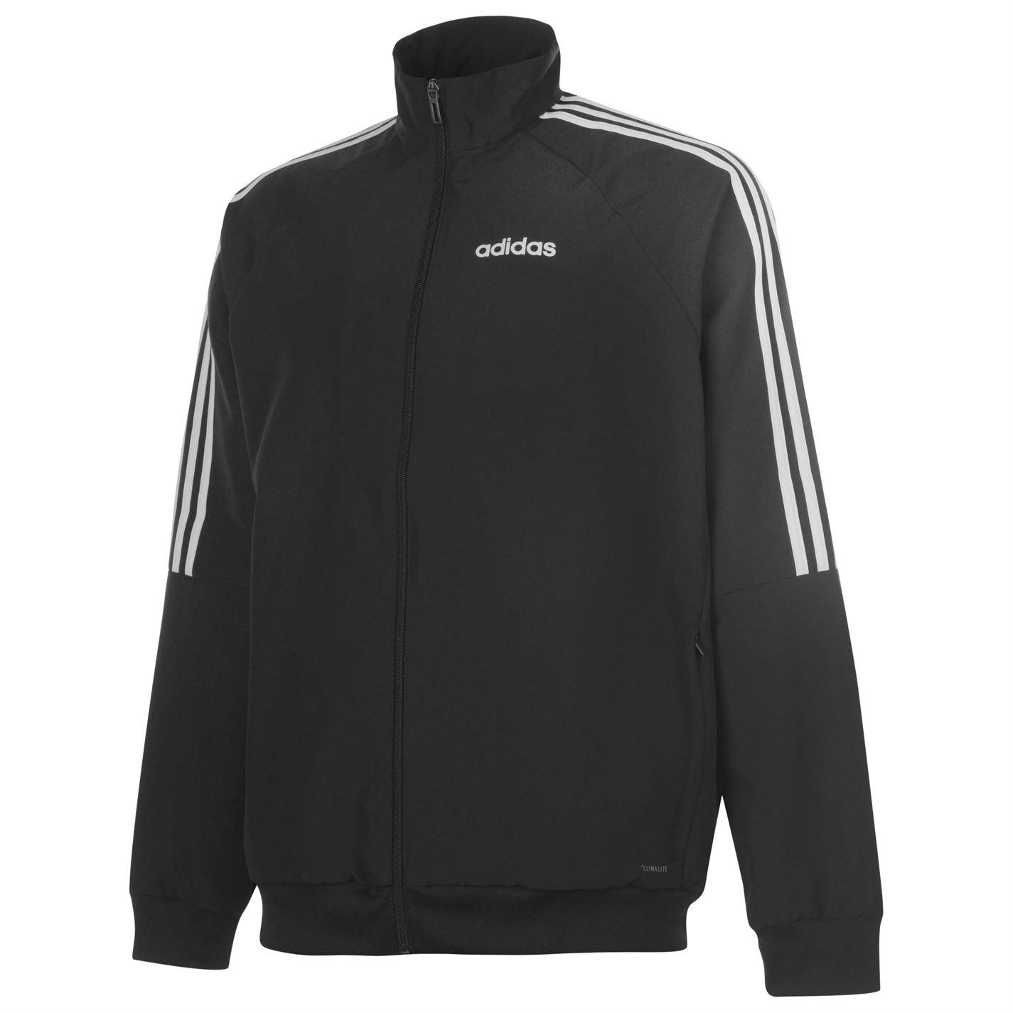 Adidas Sereno Track pánska bunda