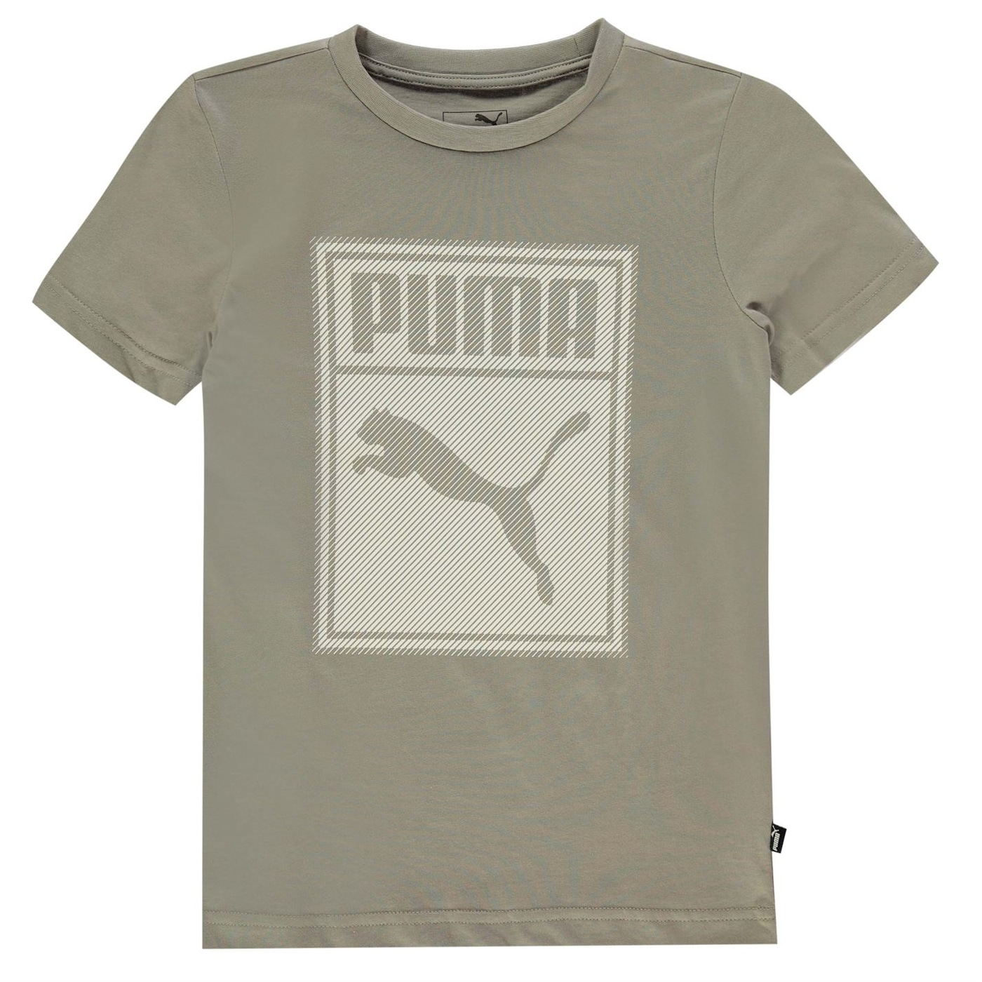 Puma Boys Box QT T-Shirt