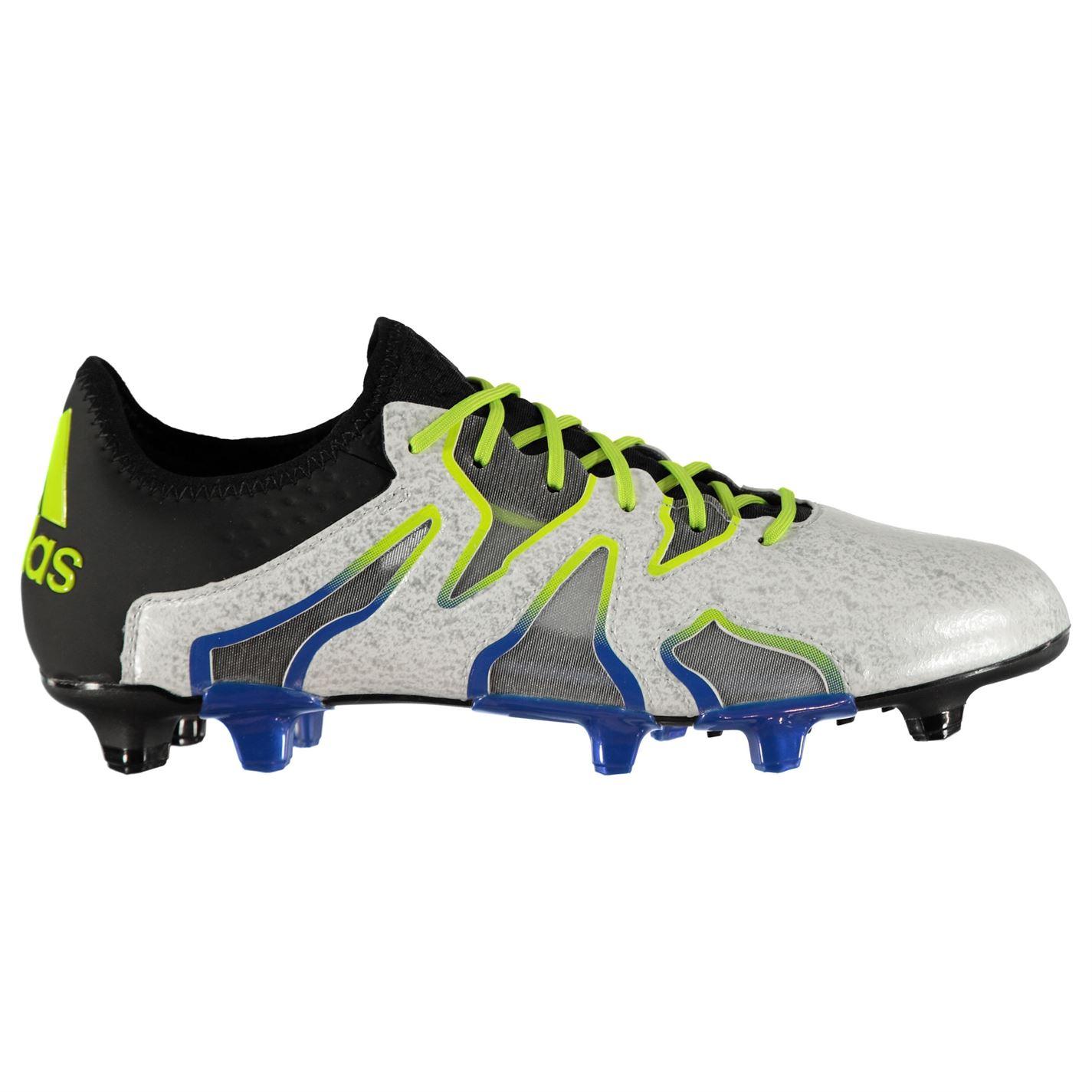 Adidas X 15+ SL FG AG Mens Football Boots