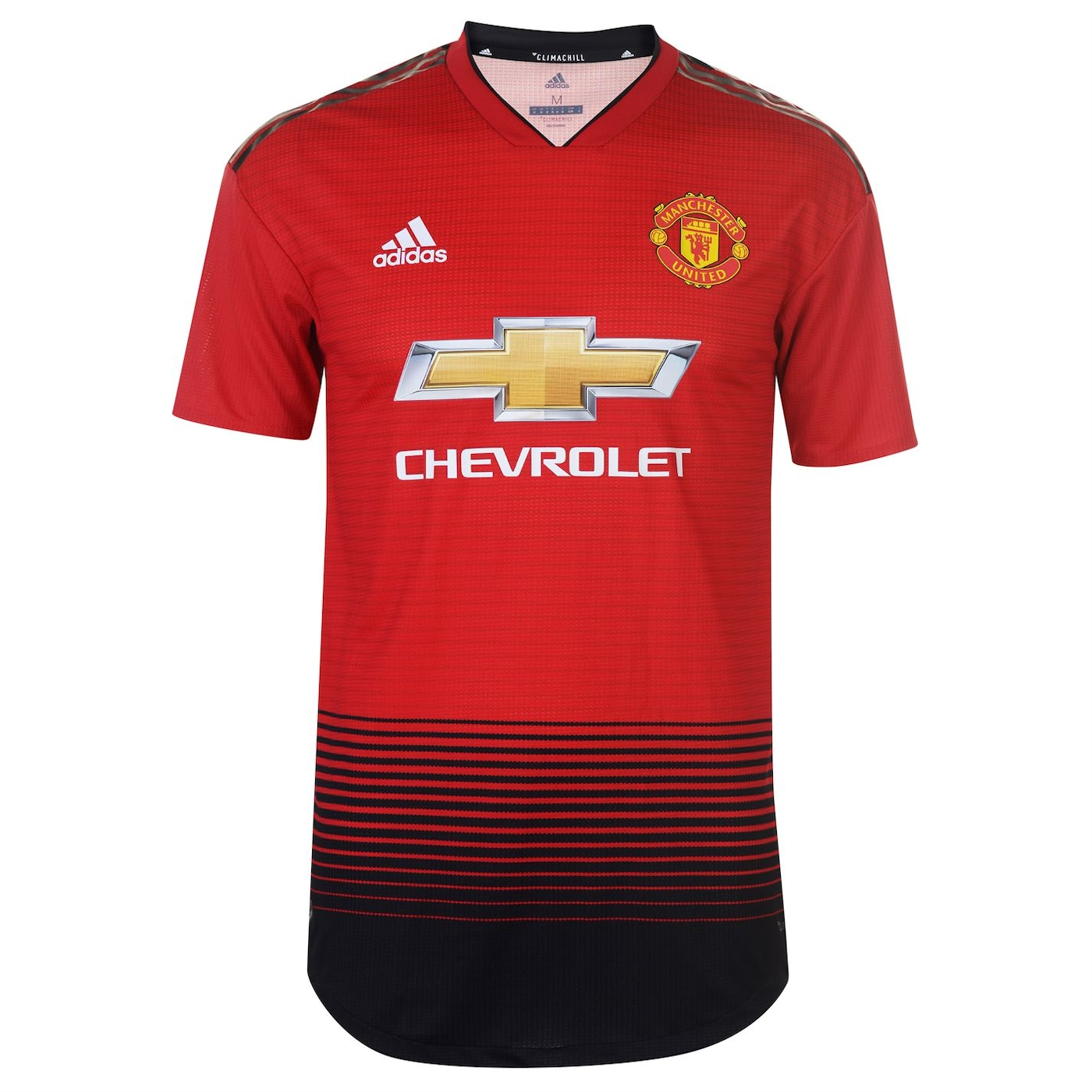 0cab685ba5 adidas Manchester United Home Authentic Shirt 2018 2019