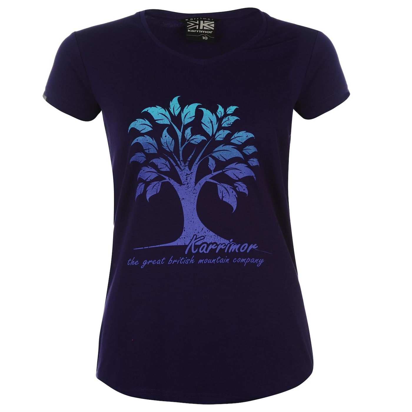 Dámske tričko Karrimor Organic