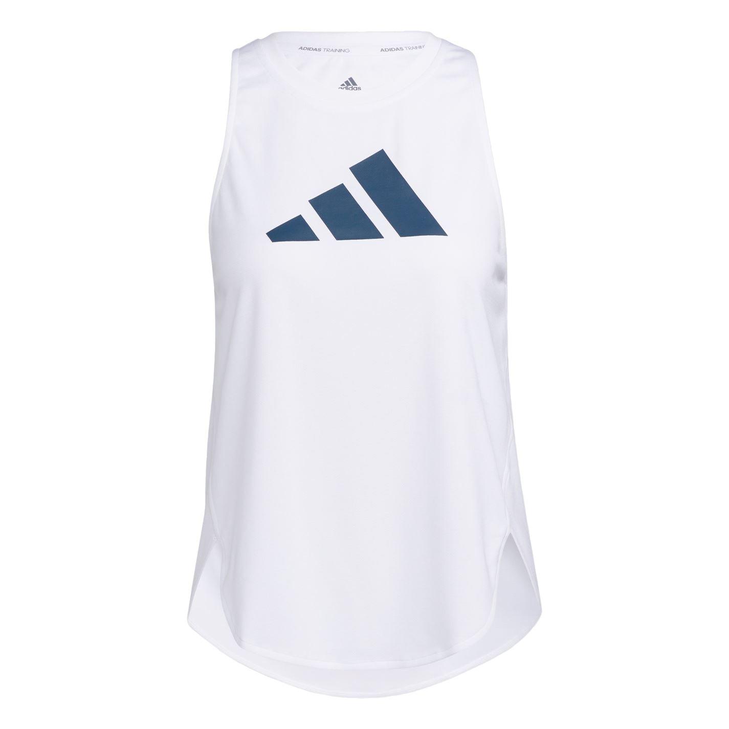 Adidas 3 Bar Logo Tank Top female