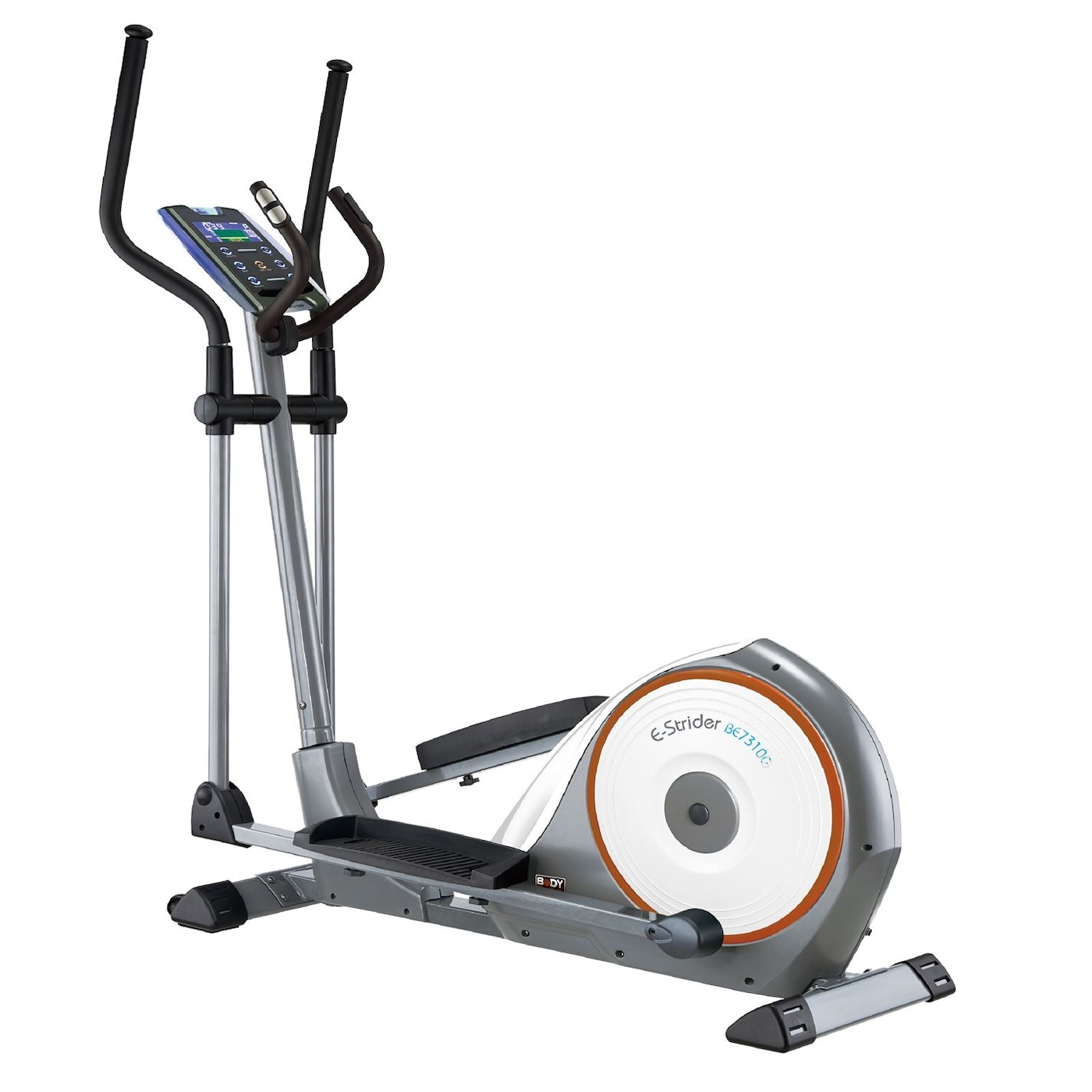 Body Sculpture Sculpture Programmable Magnetic Elliptical with Hand Pulse & Body Fat plus iConsole App