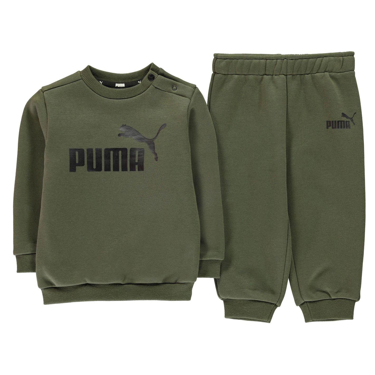 Puma Crew Jogger Tracksuit Infant Boys