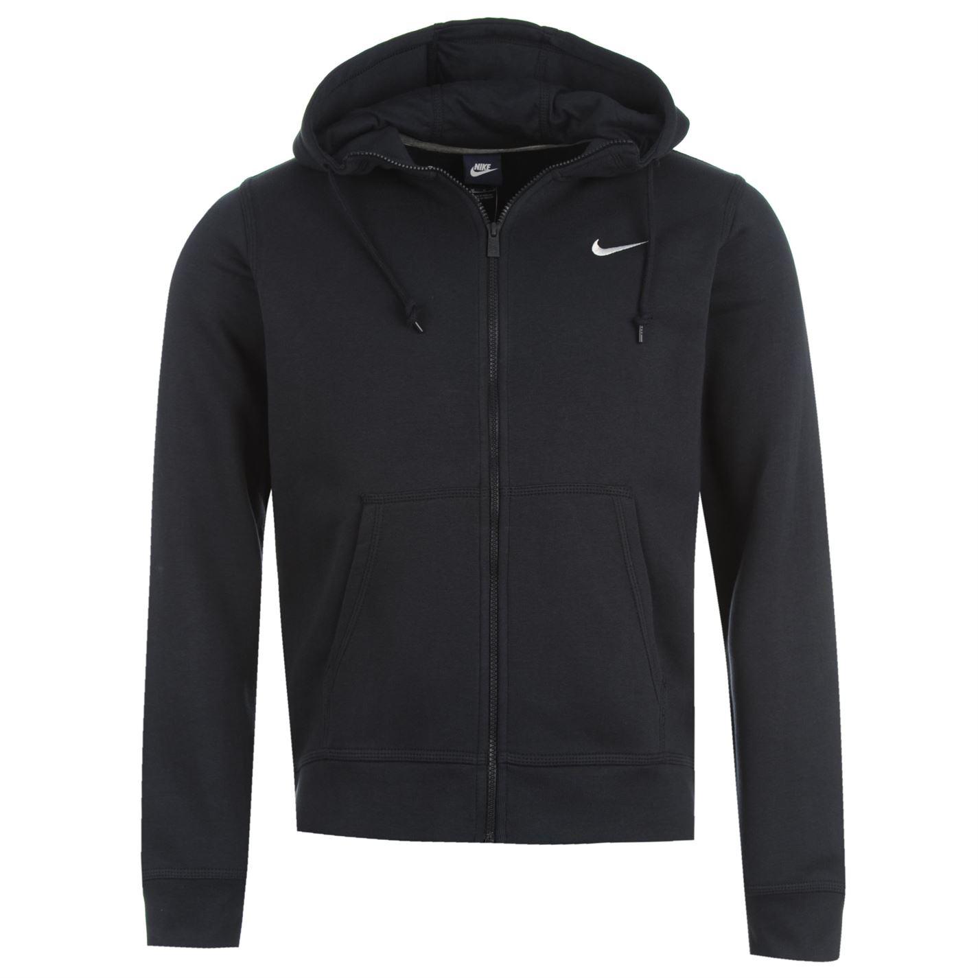 Nike Fundamentals Full Zip Hoody Mens